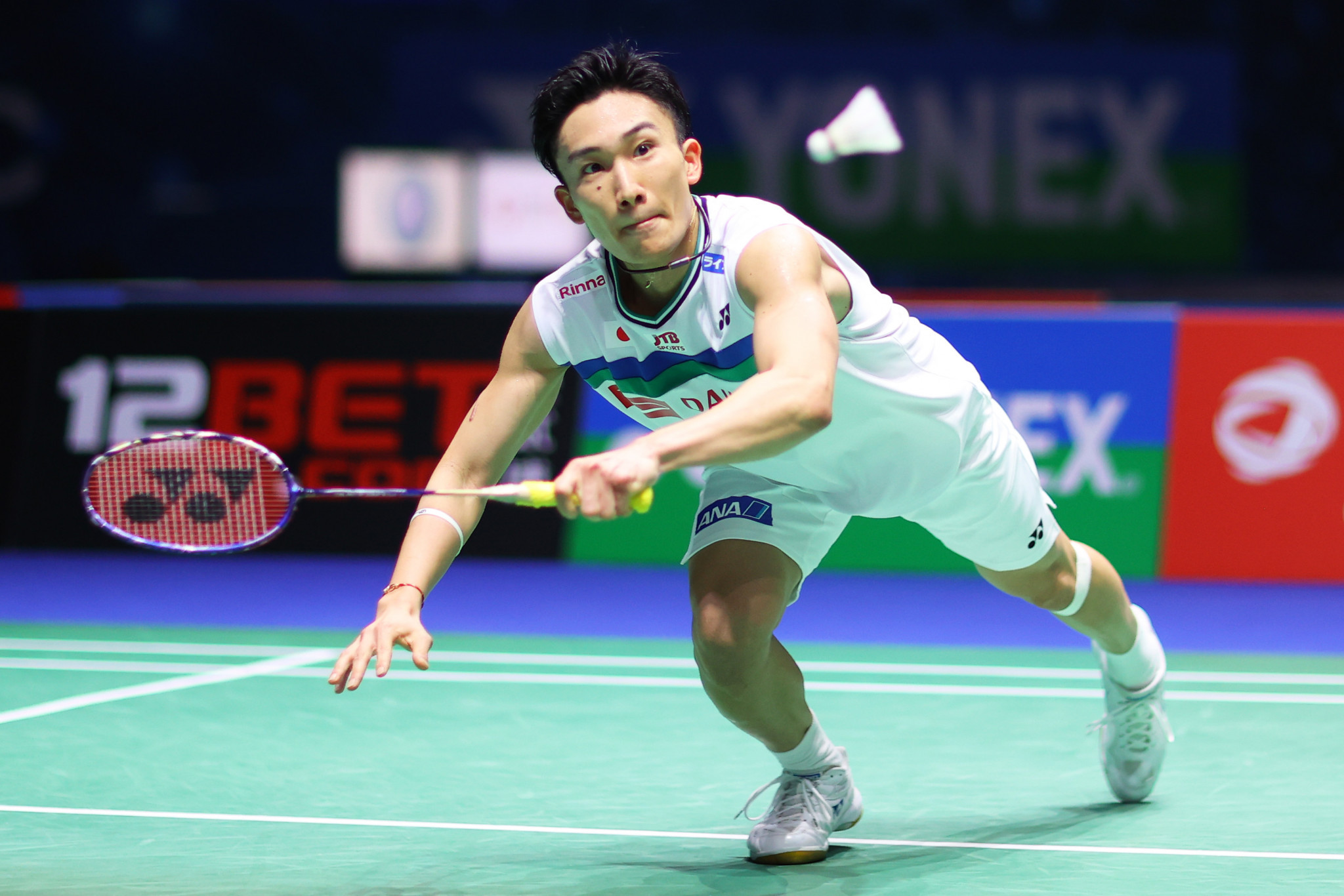 Momota and Chen touted for success at Denmark Open