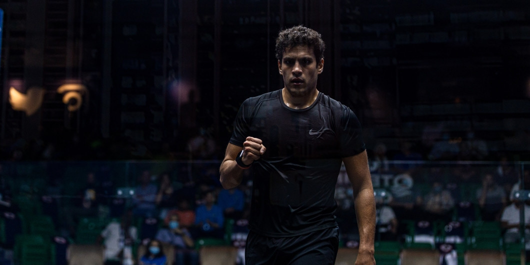 ElShorbagy crashes out of squash's Qatar Classic to Ibrahim for second consecutive year