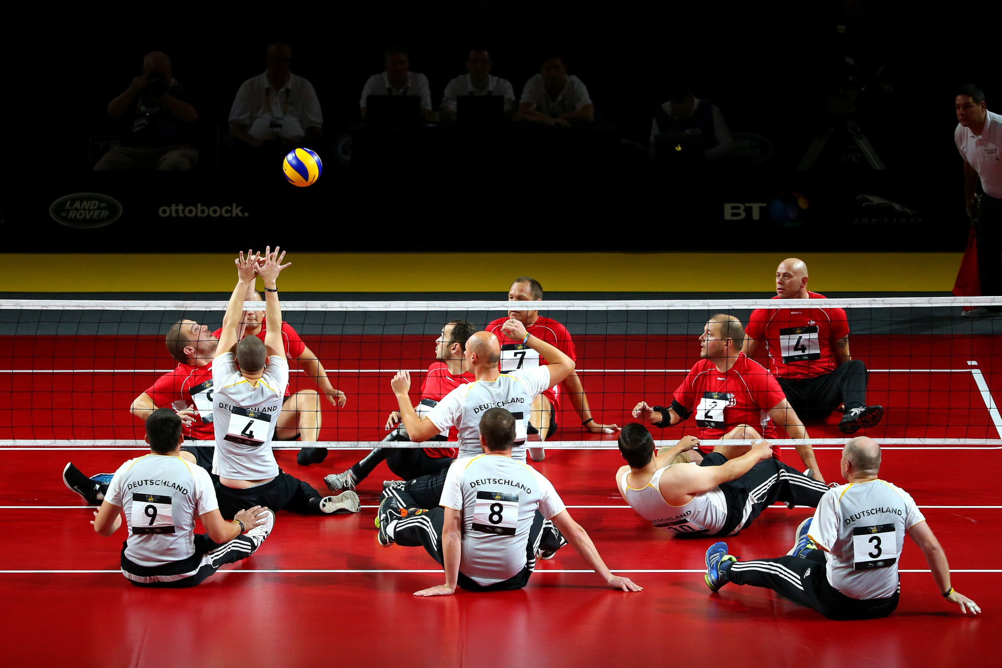 Hosts Turkey suffer disappointing defeats in men and women's draw at European Sitting Volleyball Championships