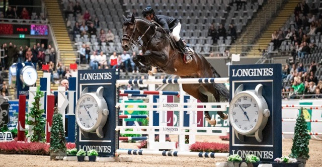 Jochems marks FEI World Cup debut with Western European League victory in Oslo