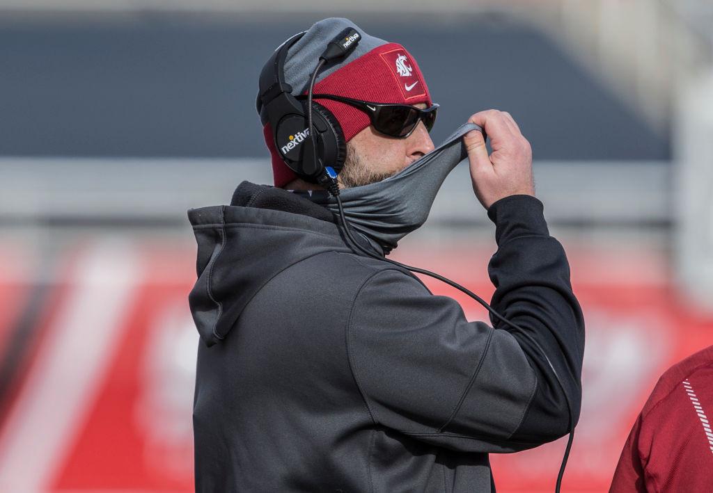 University football coach loses job due to COVID-19 vaccine mandate
