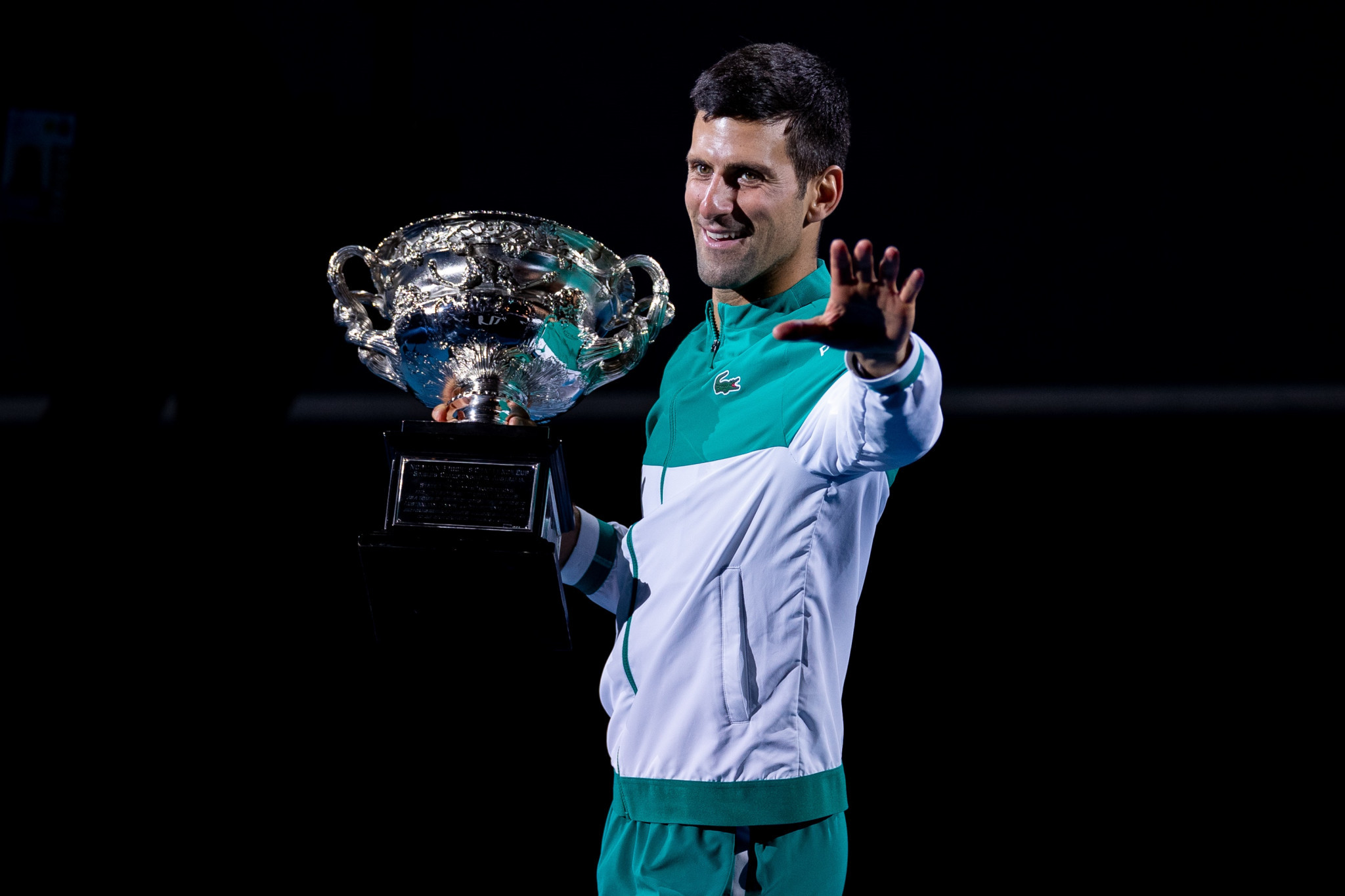Djokovic unsure on playing Australian Open as Victoria Premier issues vaccine warning