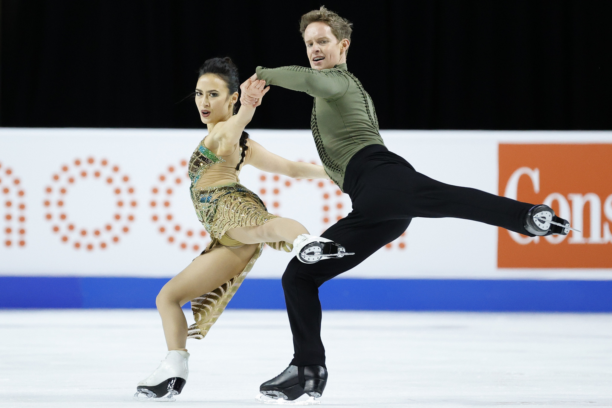 """American figure skater Bates decries """"terrible"""" situation faced by Uyghurs in Xinjiang region"""