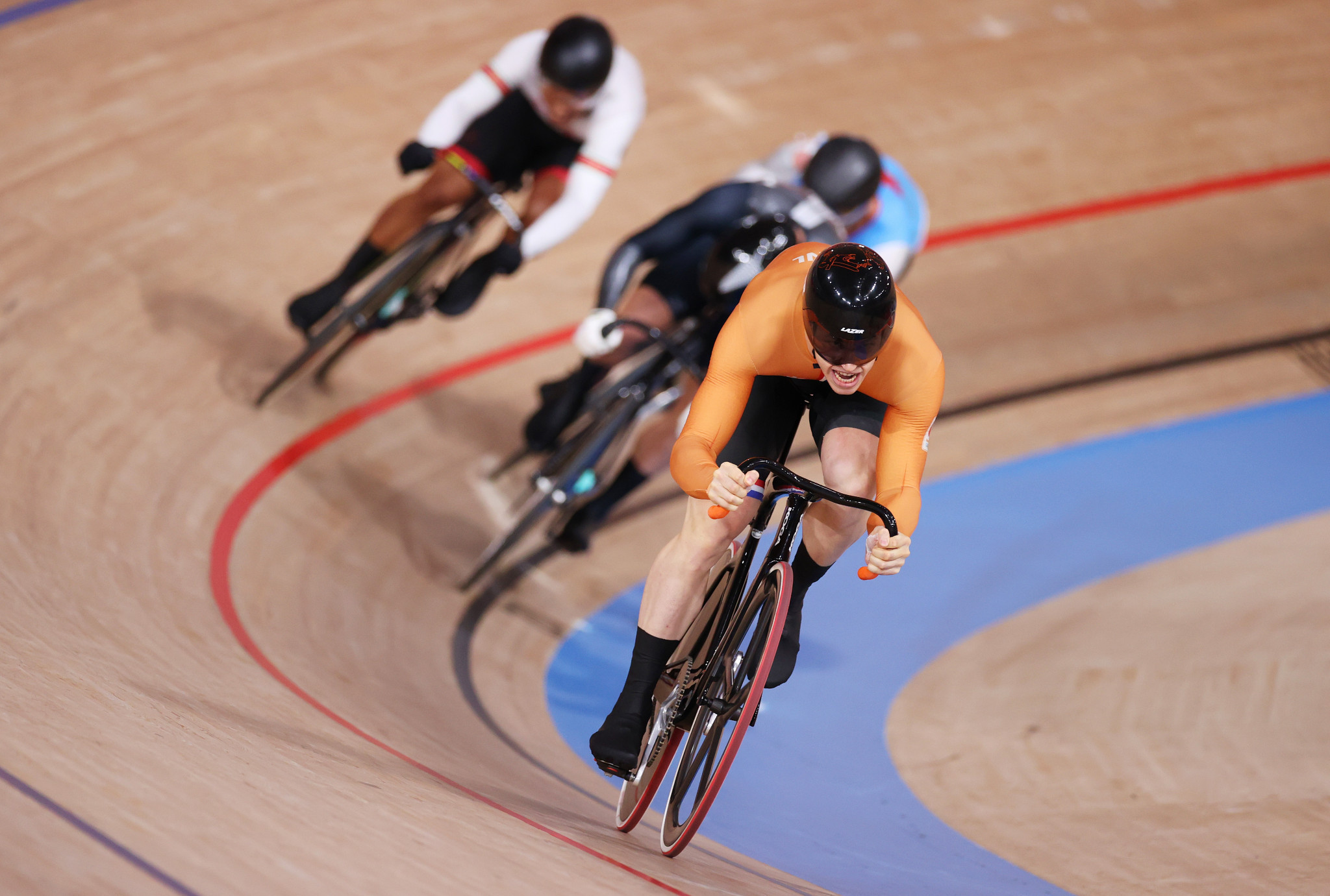 Olympic champions head to France for UCI Track Cycling World Championships