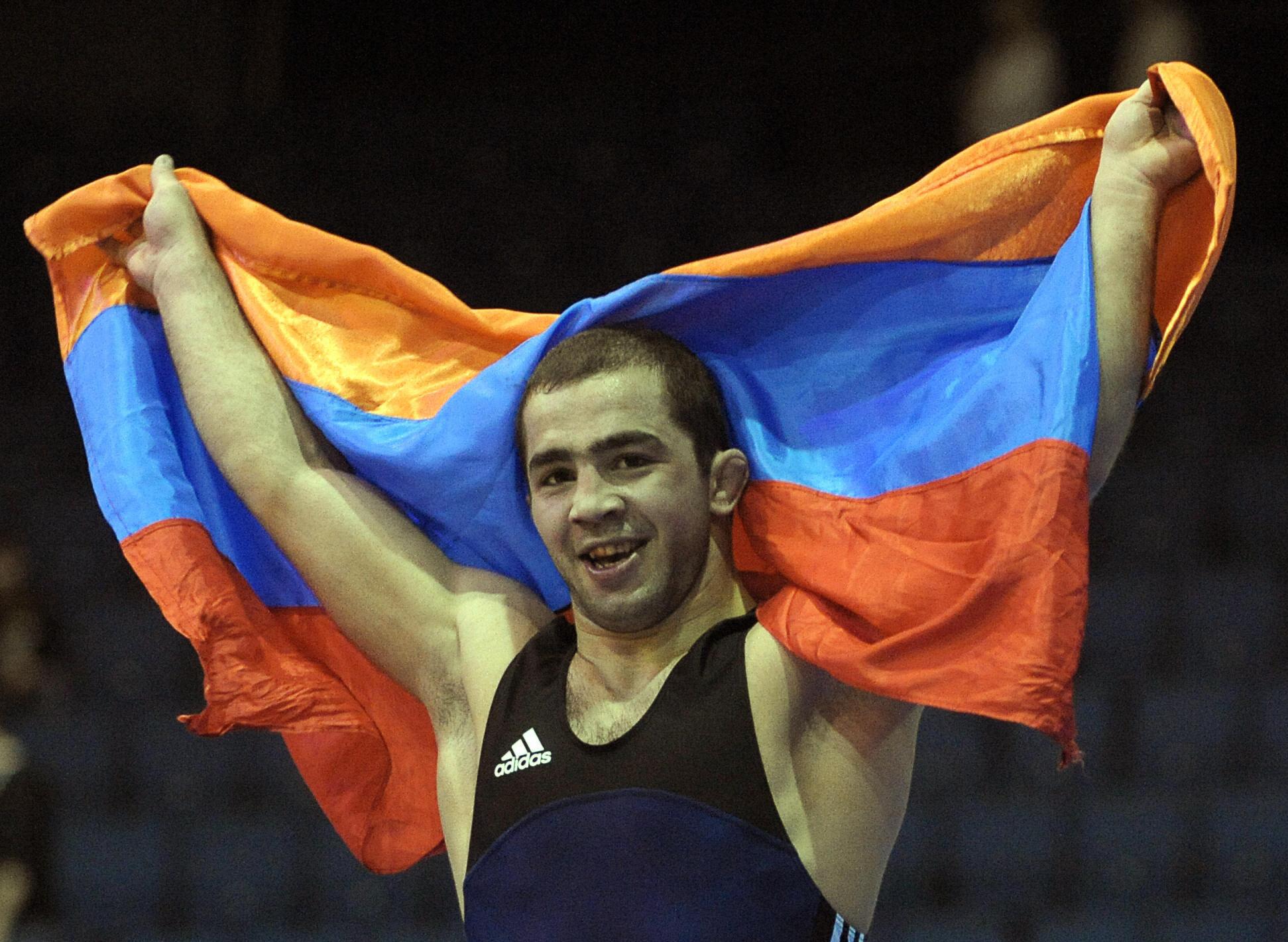 Julfalakyan named as chairman of United World Wrestling Athletes' Commission
