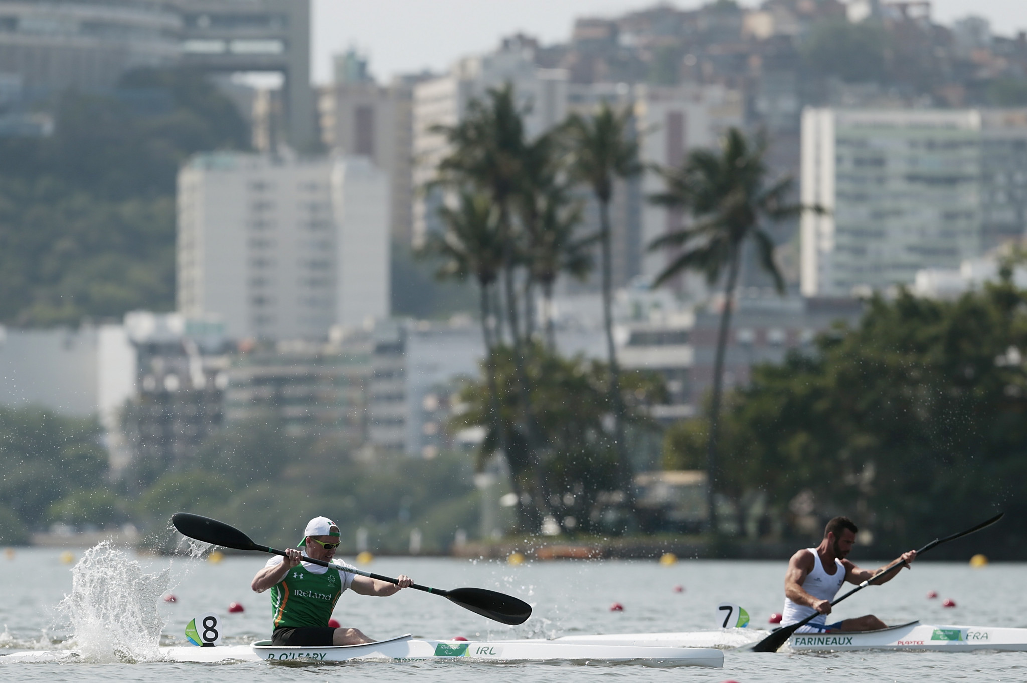 Paralympian O'Leary added to ICF Athletes' Committee