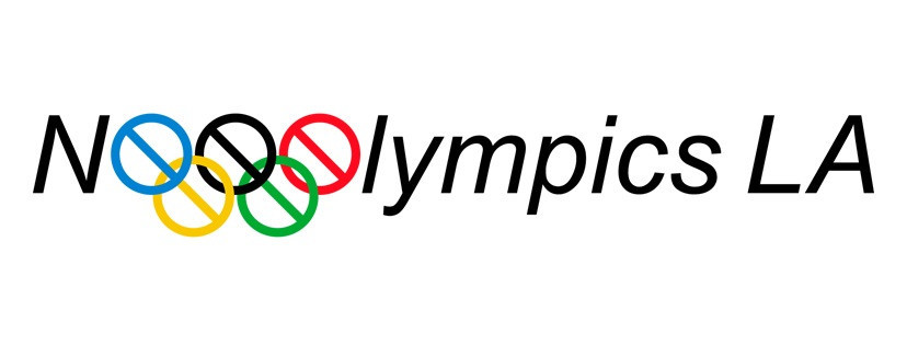NOlympicsLA compiles syllabus it wants used in schools to show why Games should be scrapped