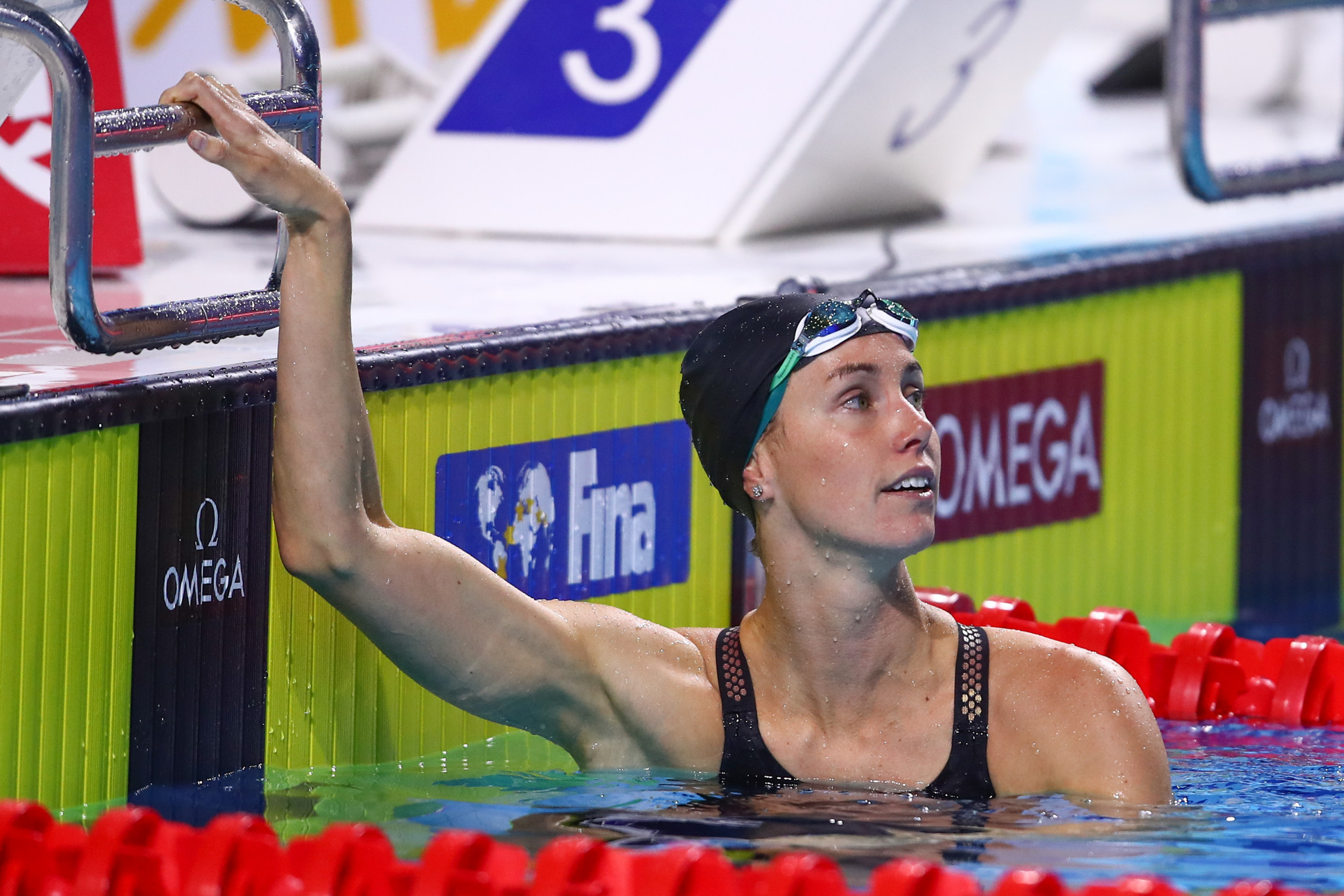 McKeon seeks to strengthen FINA Swimming World Cup series lead in Doha