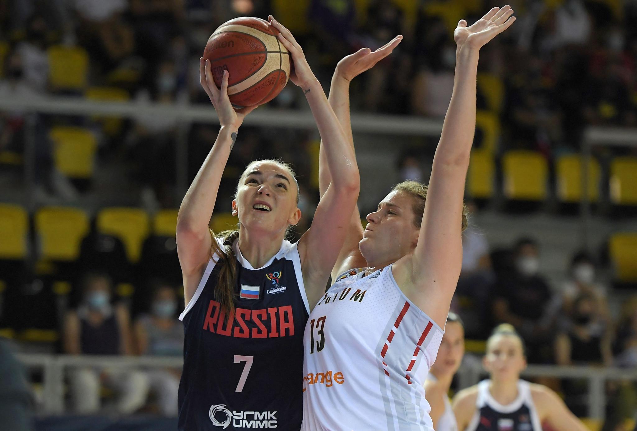 Russian women's basketball captain named as Yekaterinburg 2023 ambassador