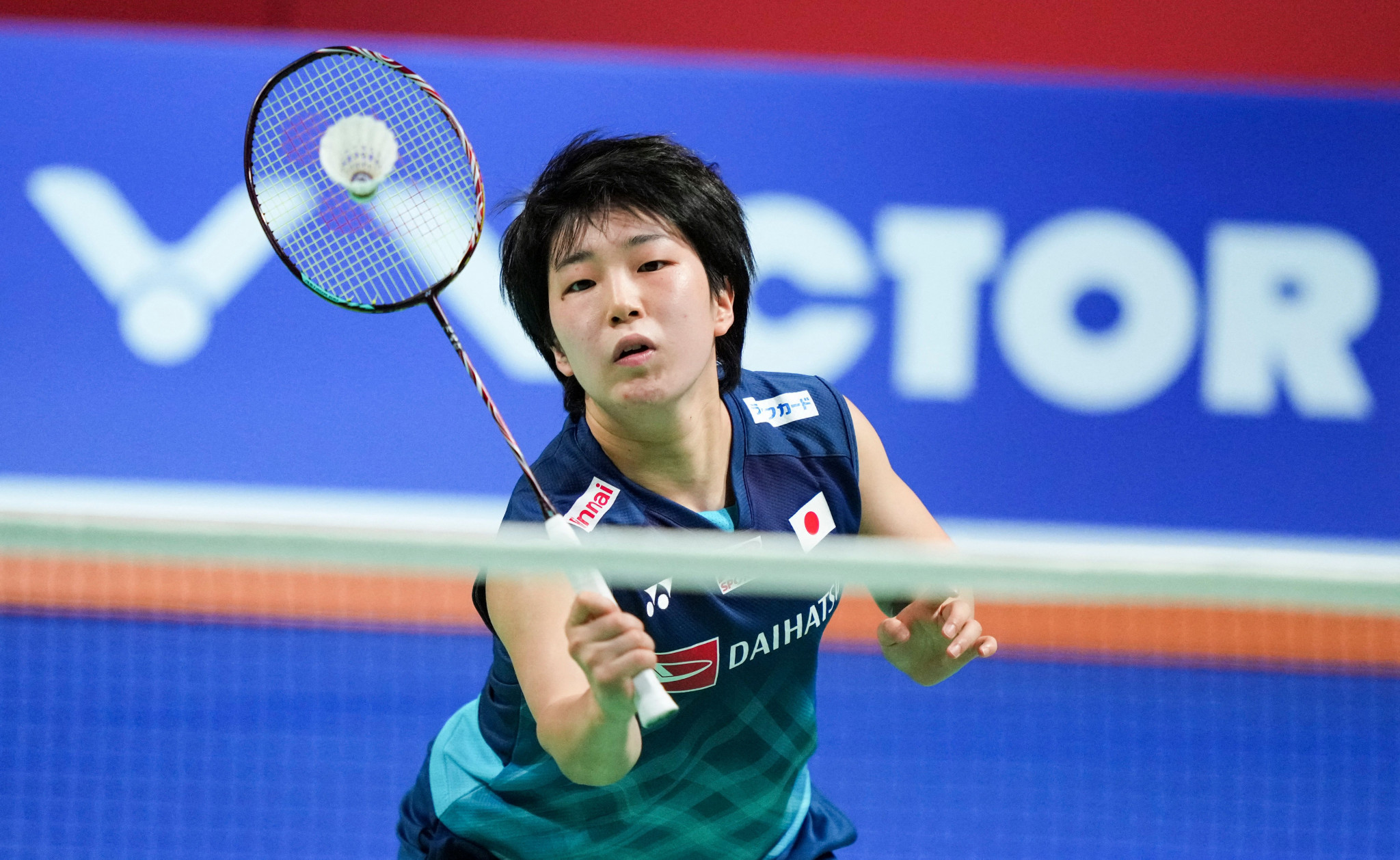 Yamaguchi battles back to reach second round of Denmark Open