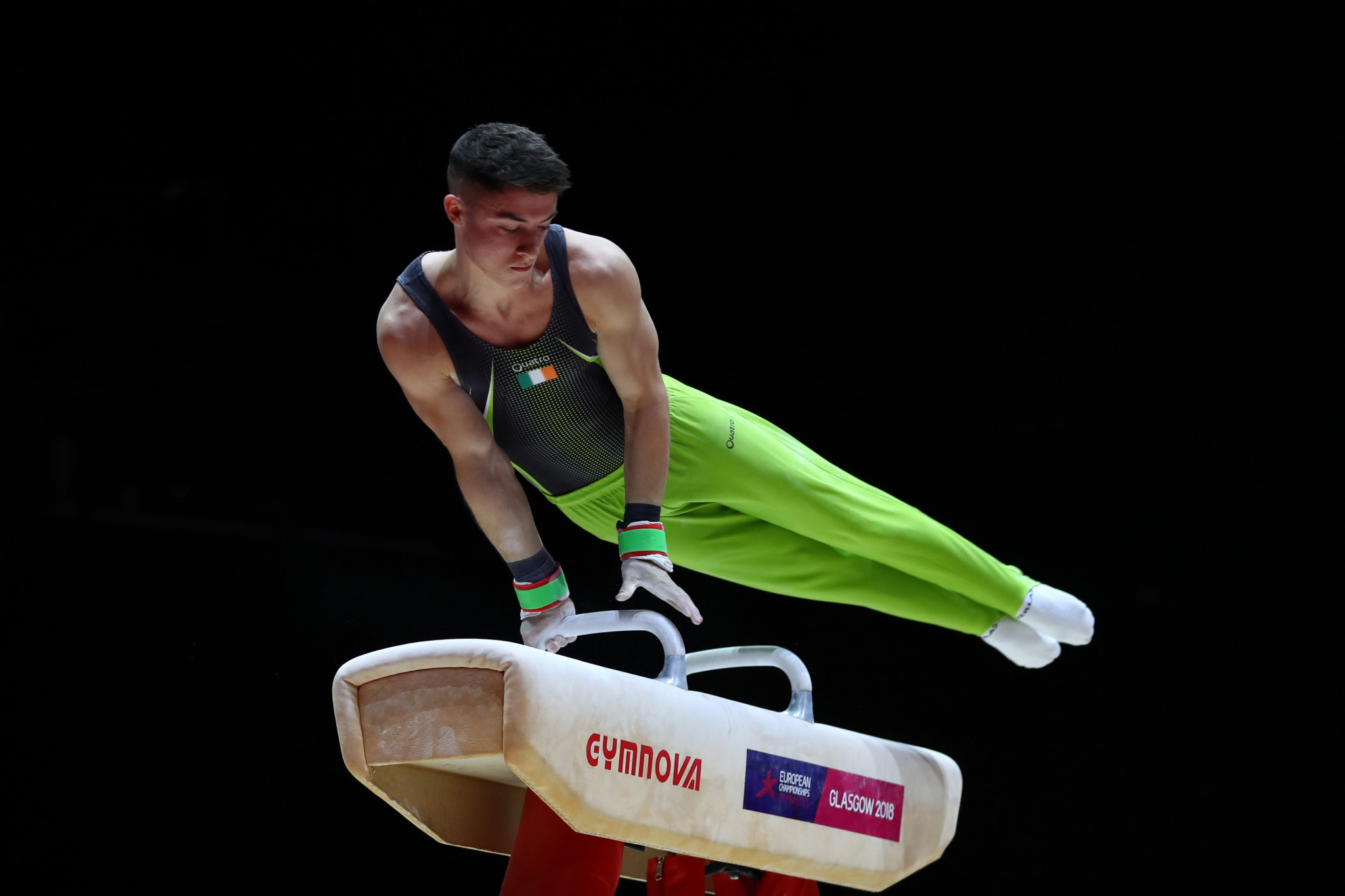 Irish gymnast claims clean-up after COVID-19 case caused World Championships mishap