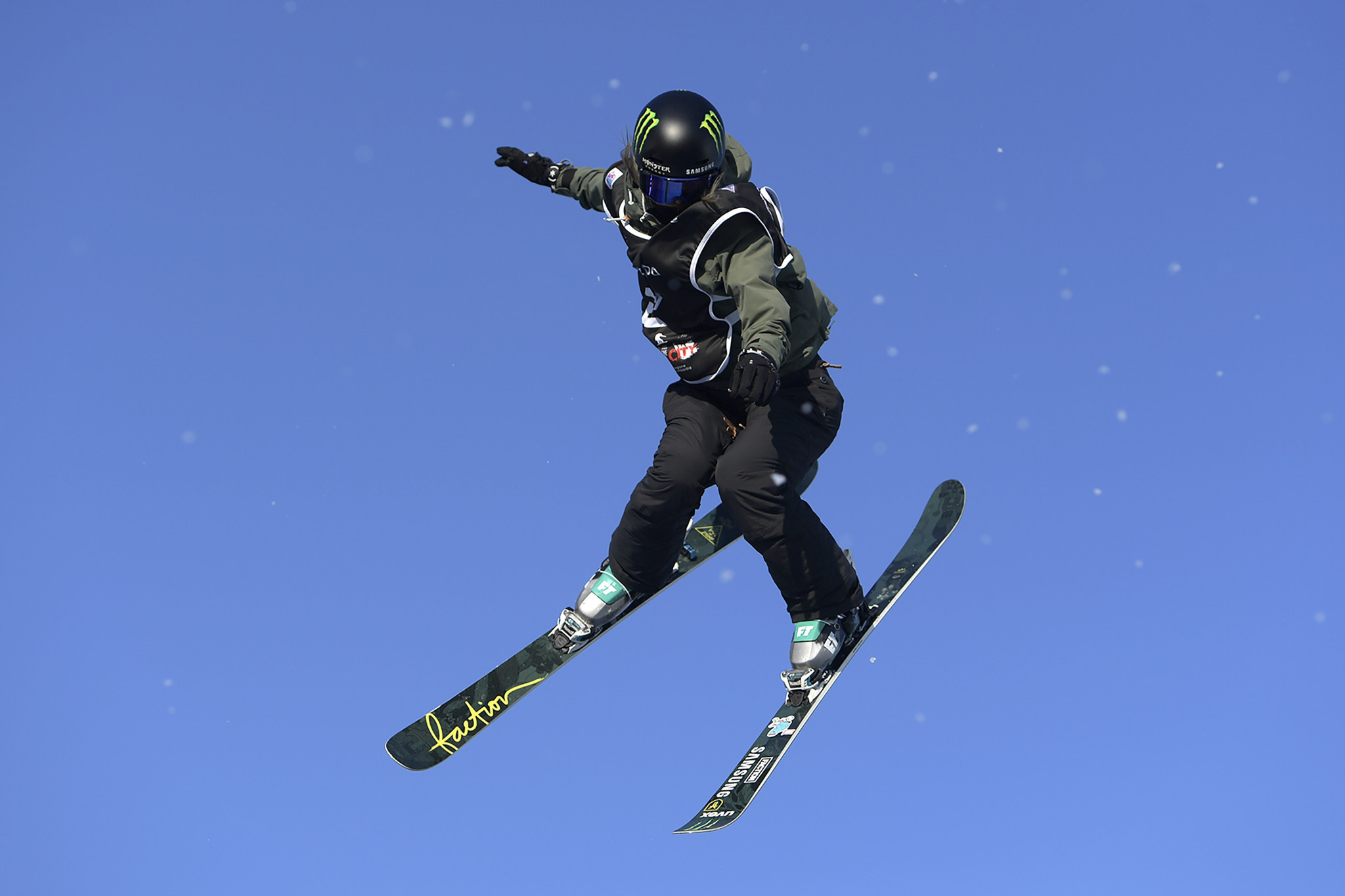 Freestyle skiers and snowboarders set for big air opener in Chur