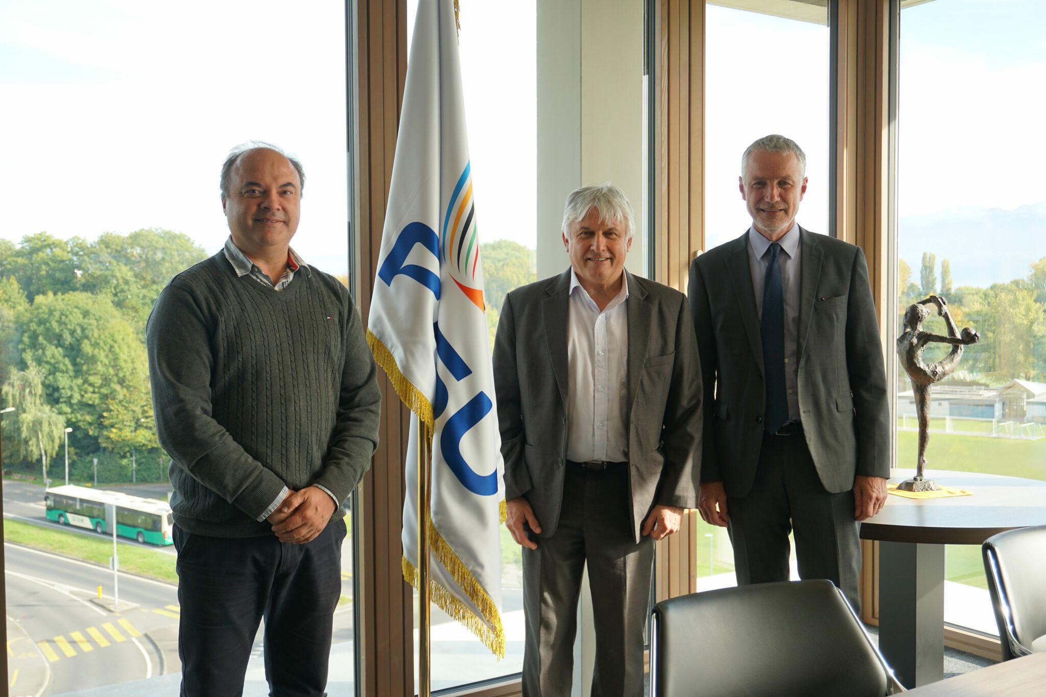 FISU and UNESCO meet to finalise memorandum of understanding