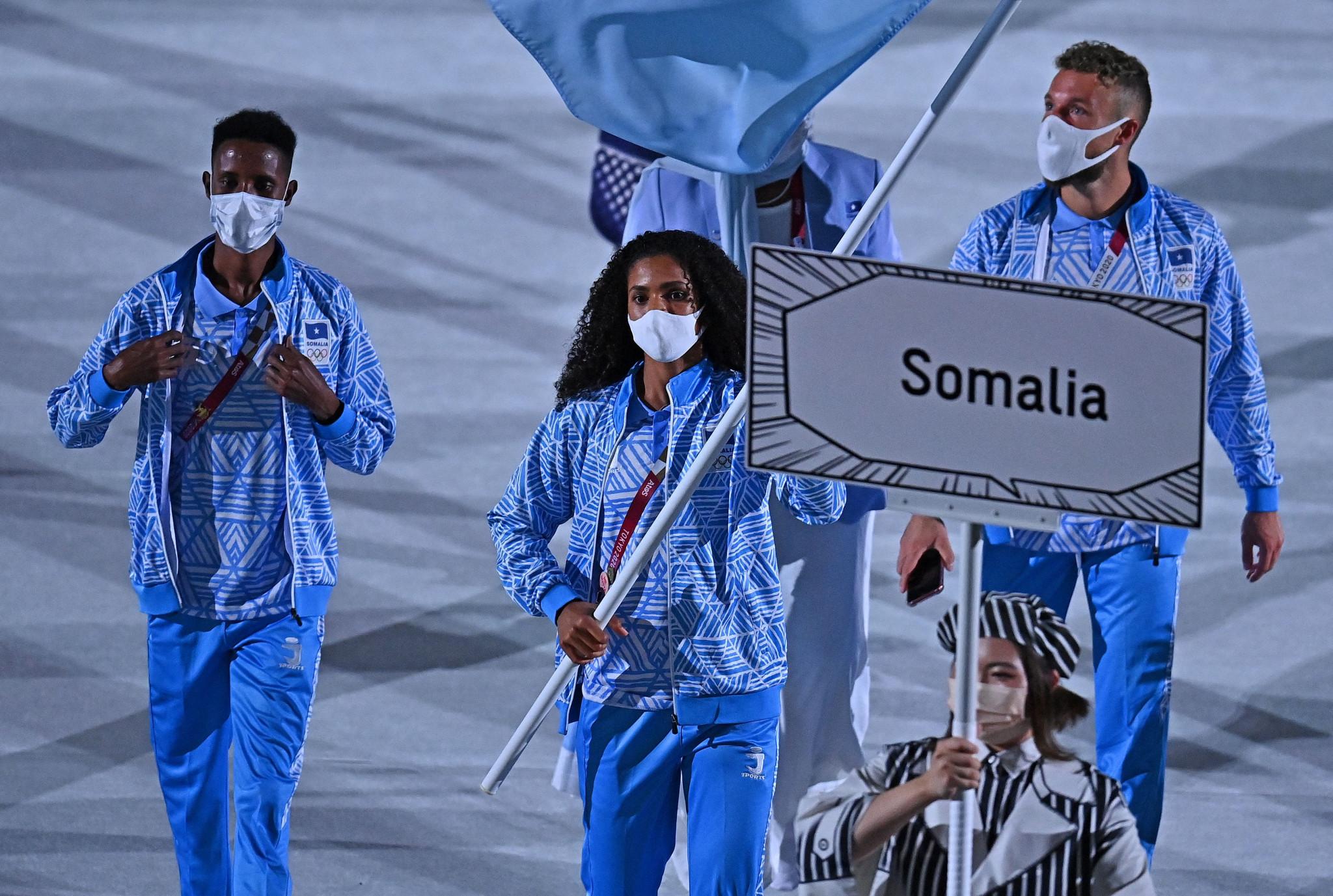 Tarabi re-elected as Somali National Olympic Committee President