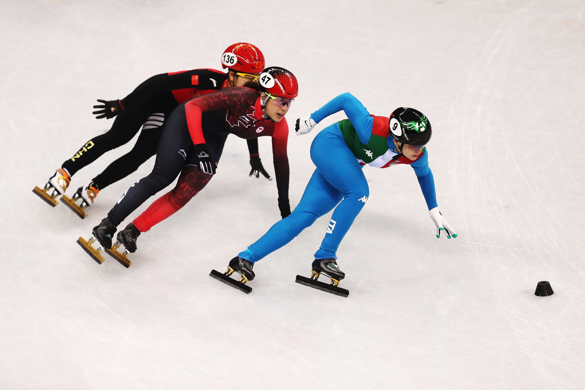 Choi and Fontana star on first day of Short Track World Cup leg in Beijing