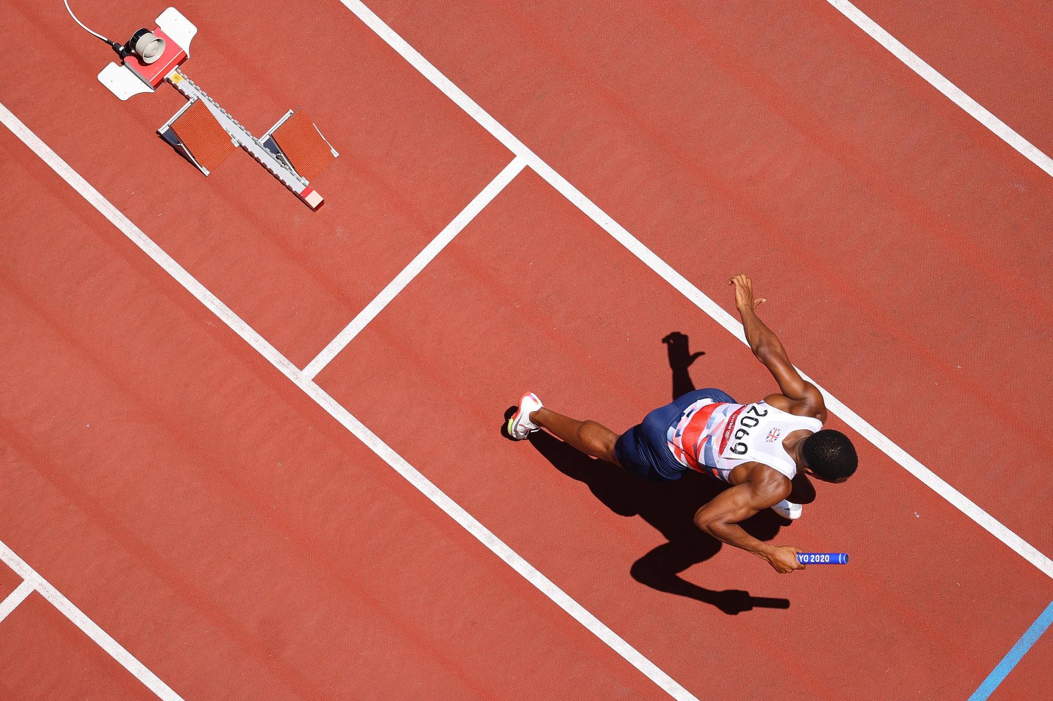UK Athletics chief executive Coates and performance director Symington leave organisation