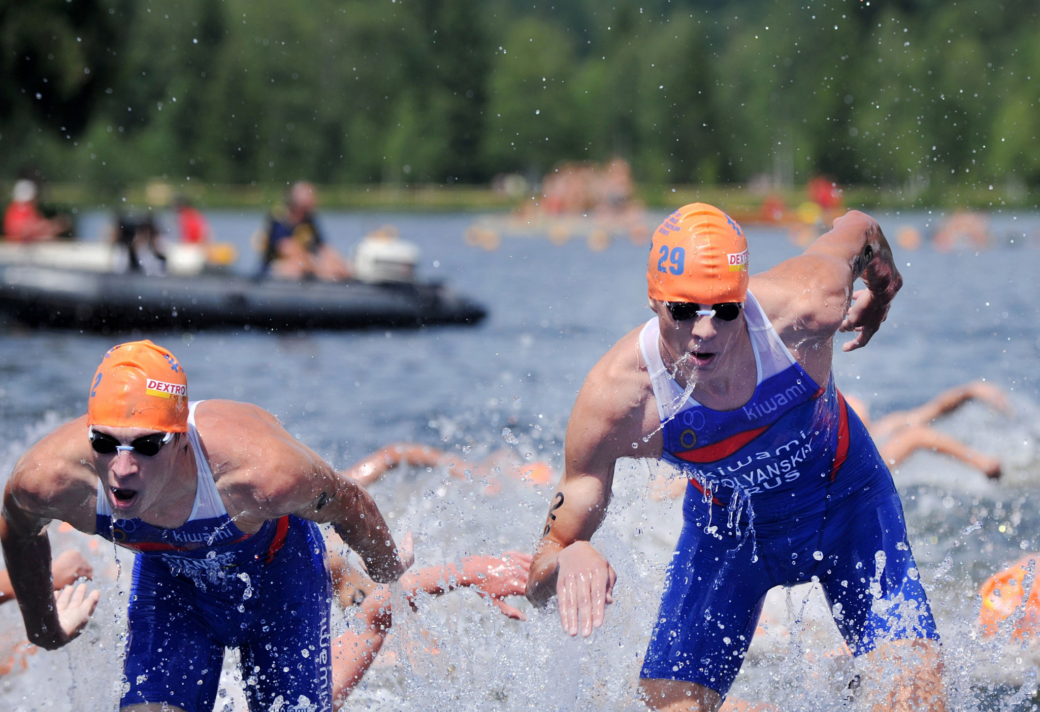 Russian triathlete Polyanskiy receives three-year ban for doping prior to Tokyo 2020 Olympics