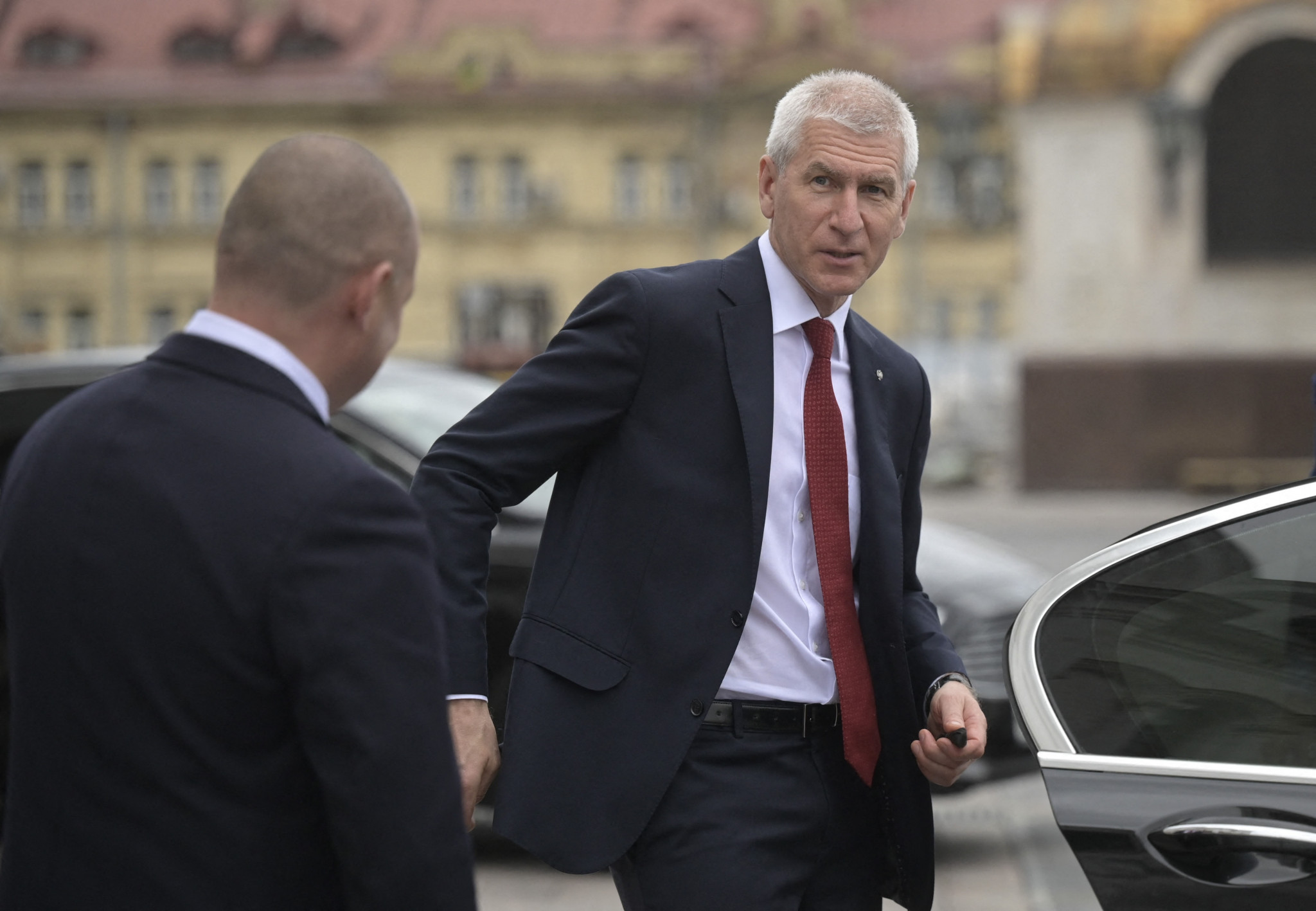 Matytsin to meet WADA President at anti-doping conference in Paris