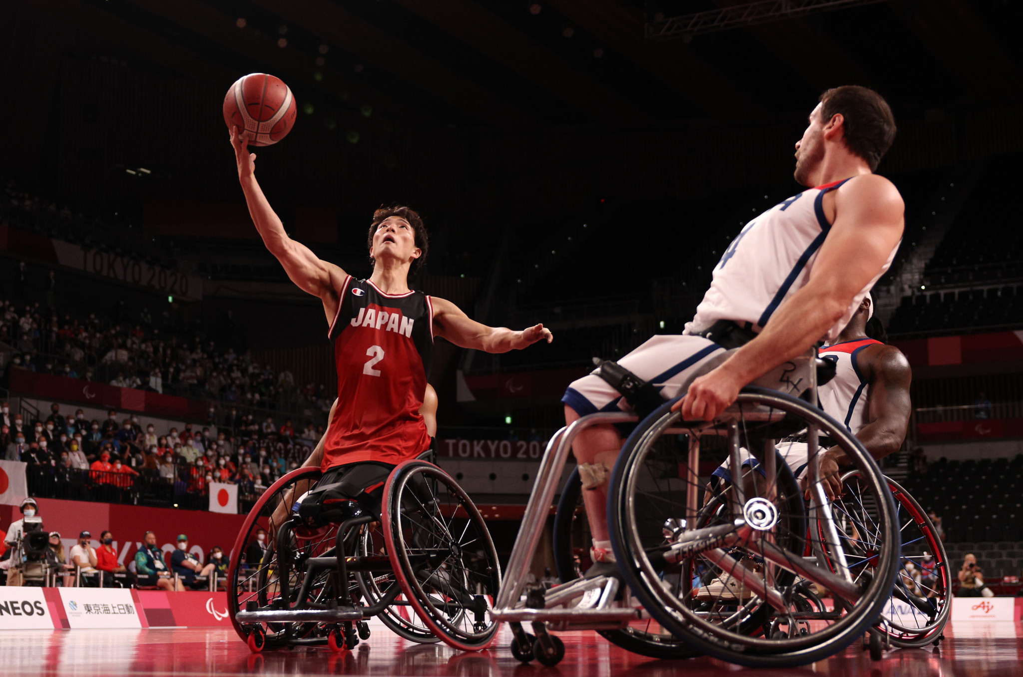 Dates confirmed for IWBF Men's Under-23 World Championship in Chiba