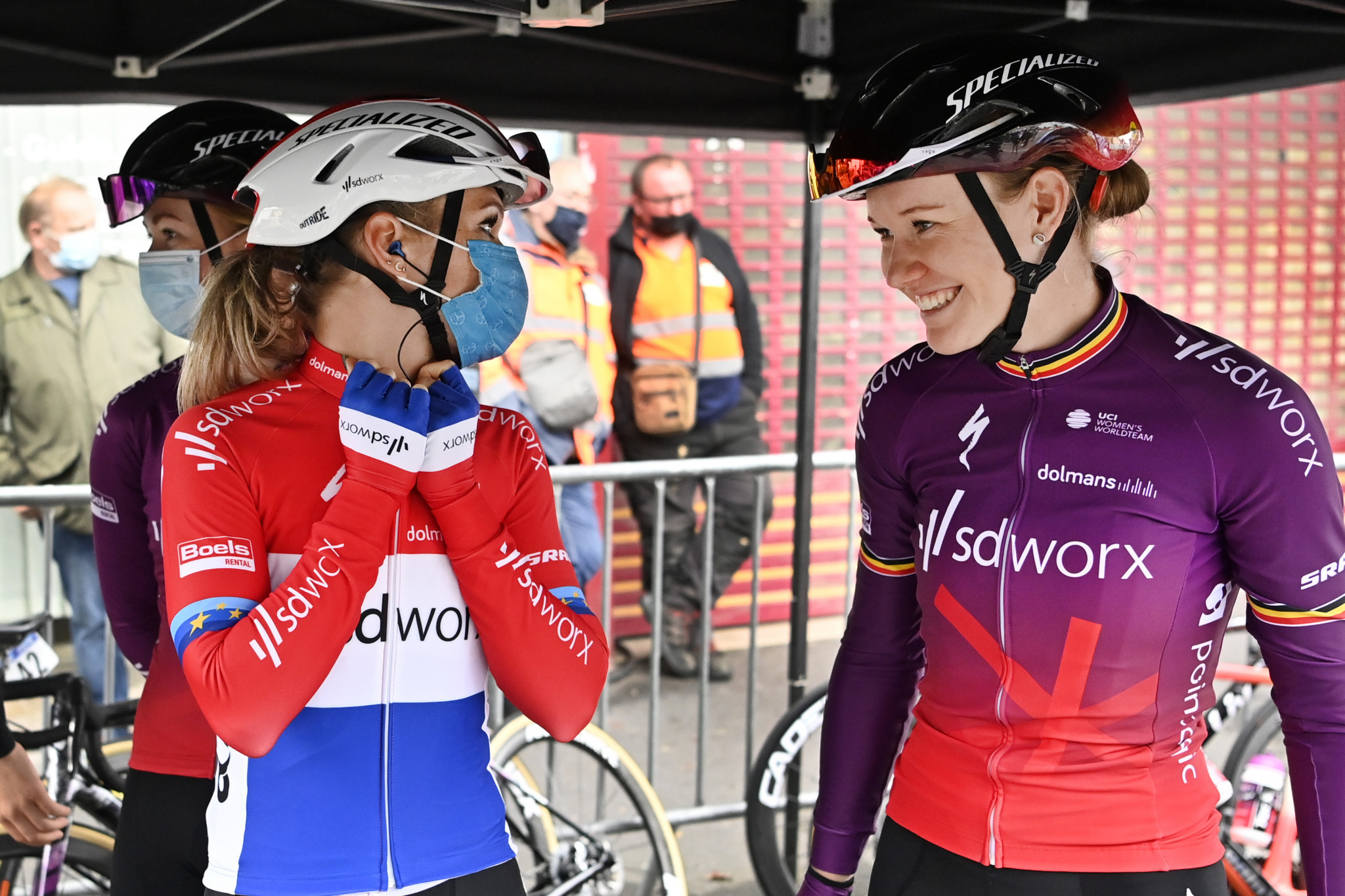 Ronde van Drenthe set to conclude UCI Women's WorldTour season