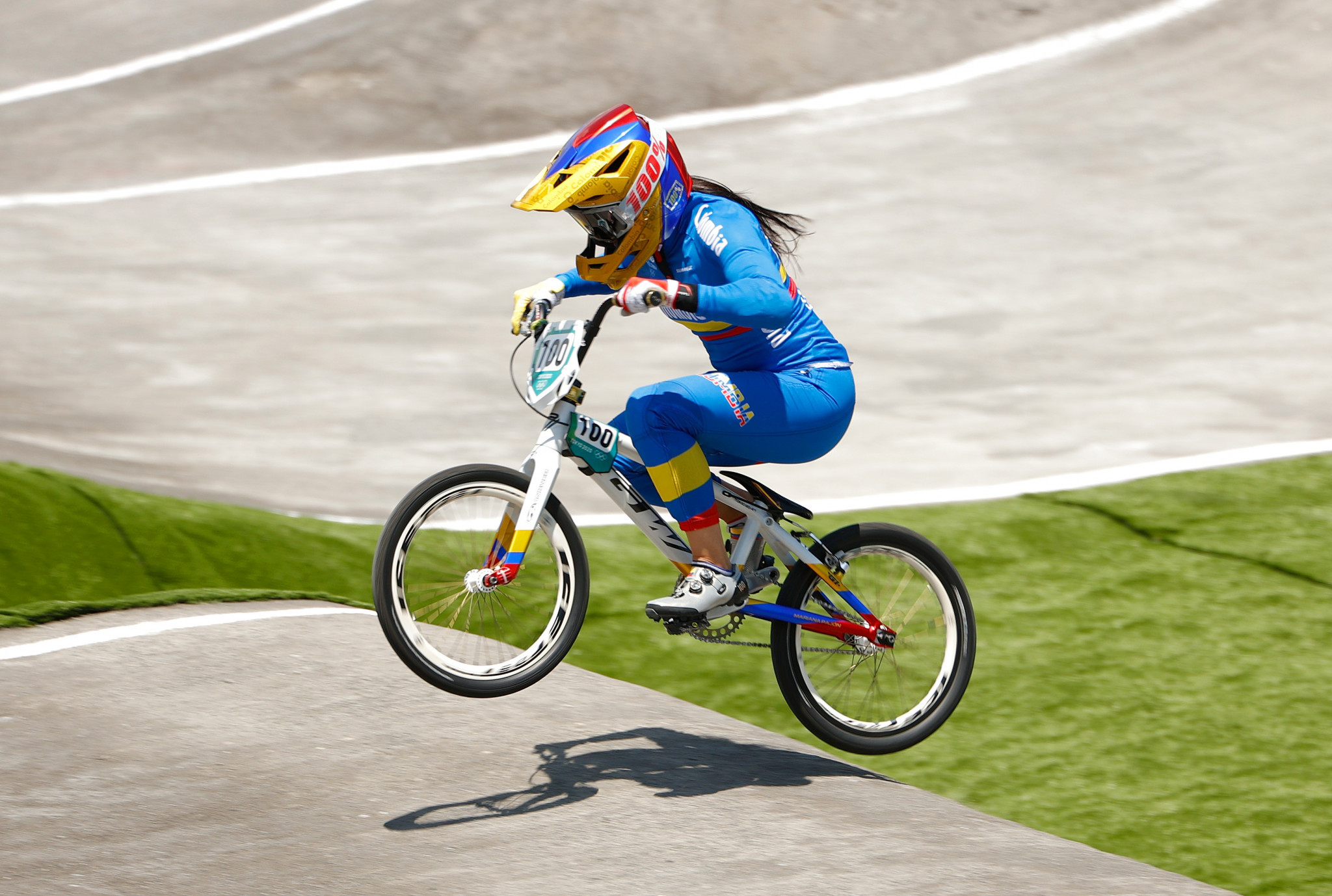UCI BMX Supercross World Cup title race starting to heat up as riders head to Turkey