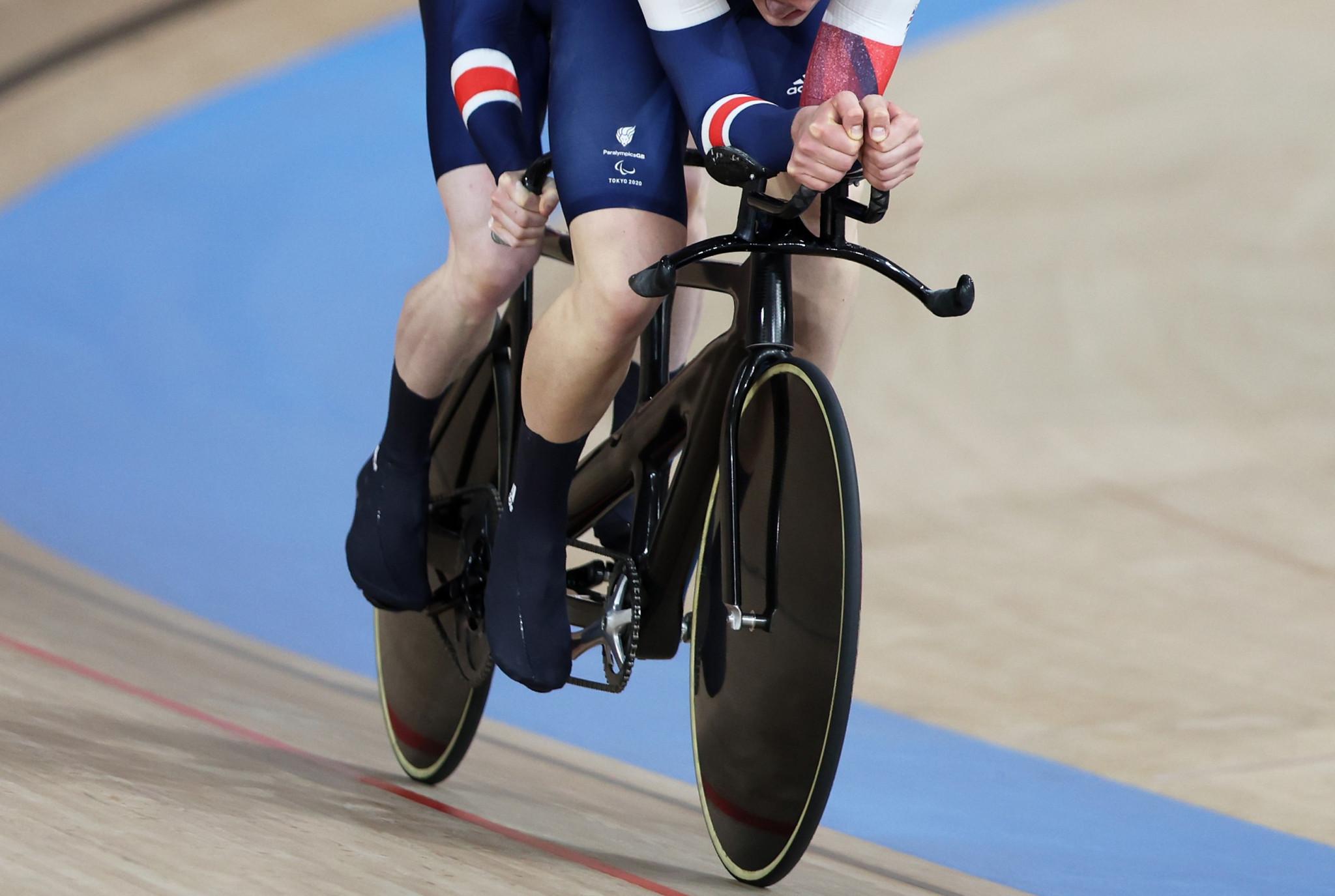 British Para cyclist McBride given three-year doping ban