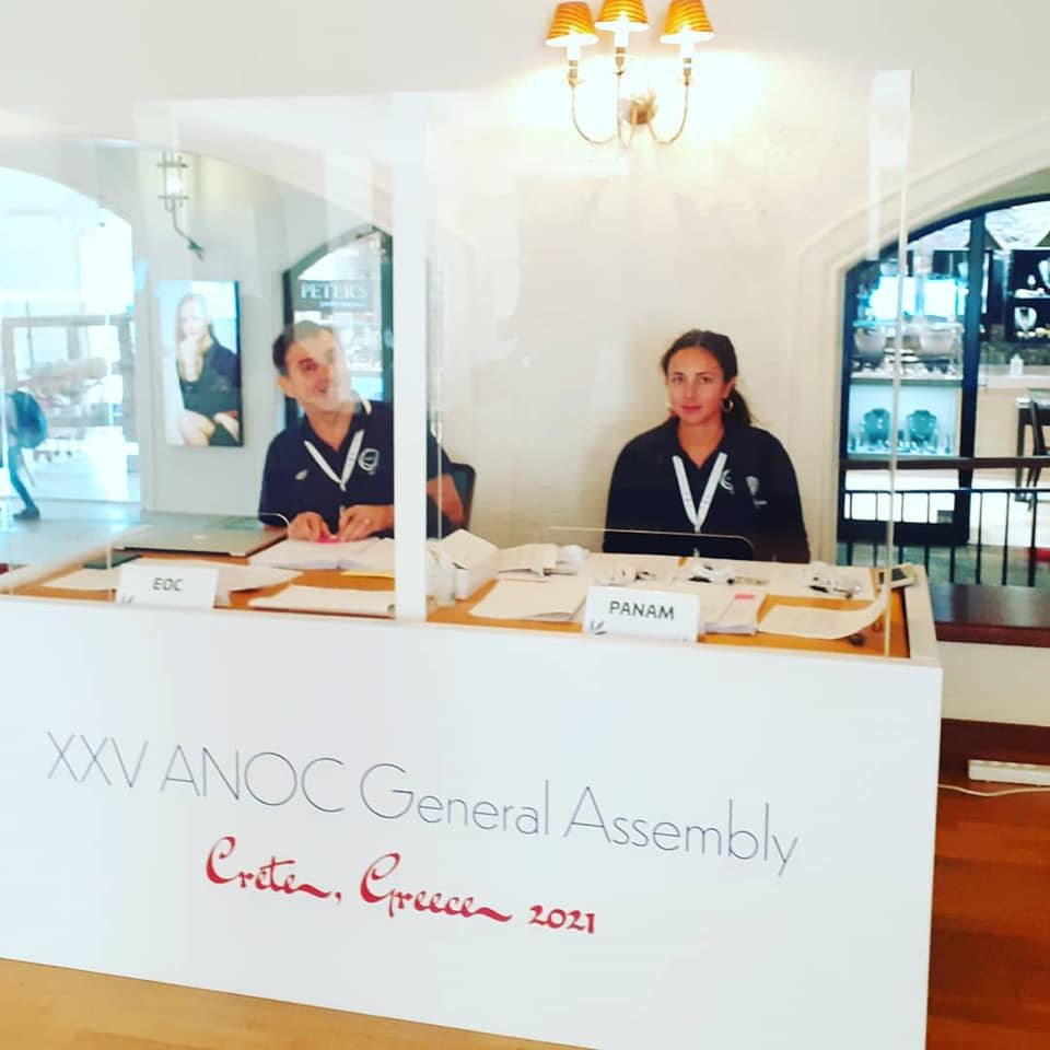More than 150 countries set to travel to Crete for ANOC General Assembly