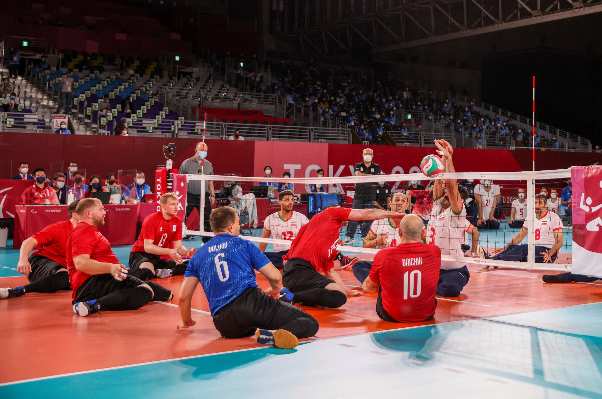 Rematches of 2019 finals set up at European Sitting Volleyball Championships