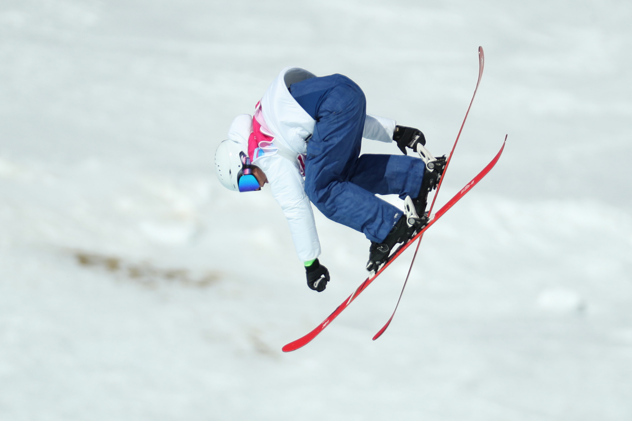 Švancer and Ledeux take big air golds at season-opening Freeski World Cup