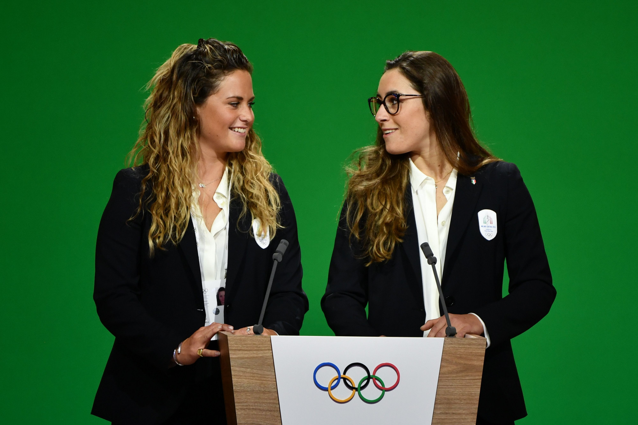 Goggia and Moioli chosen to carry Italian flags at Beijing 2022