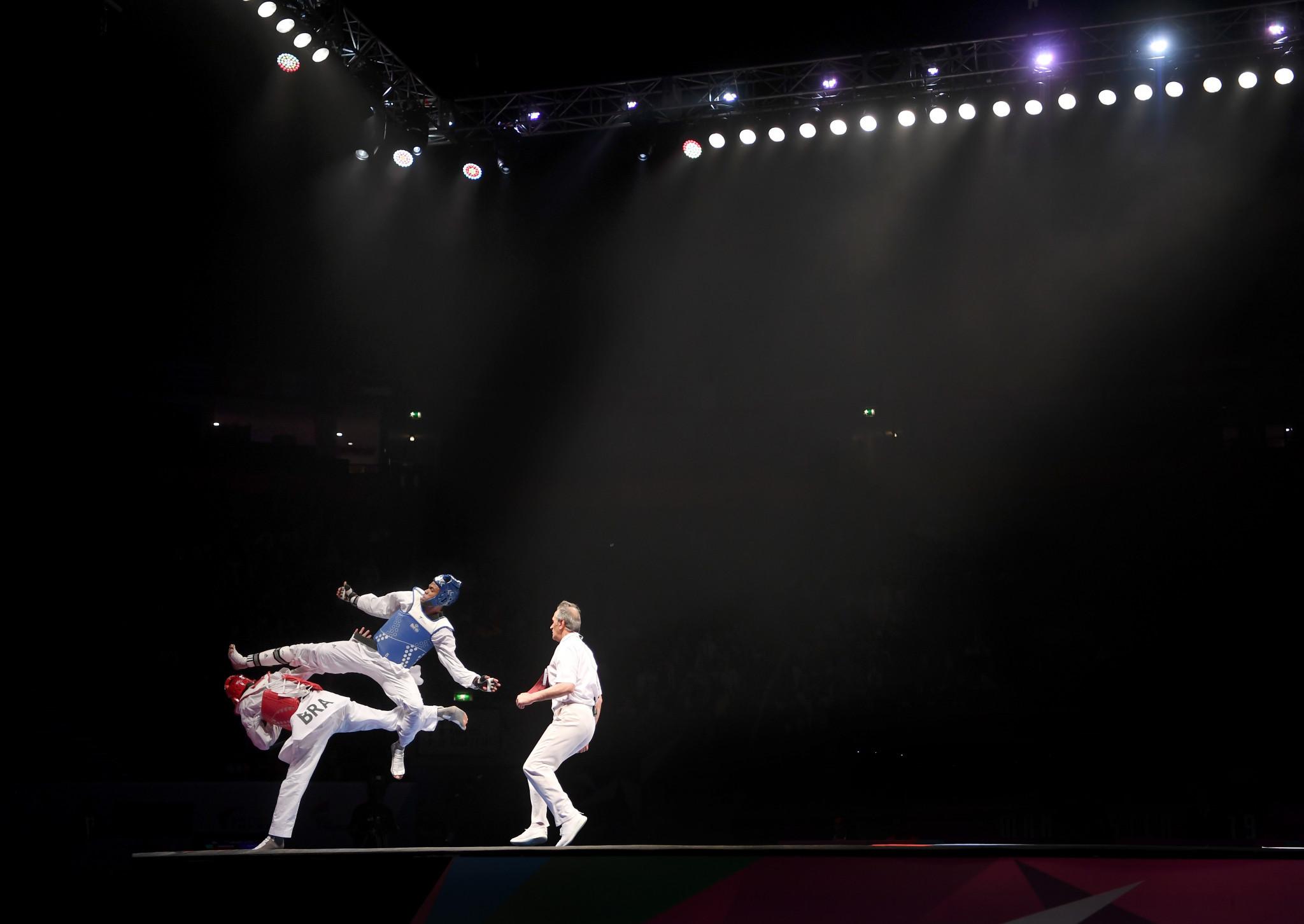 Taekwondo New Zealand's Carpenter elected to World Taekwondo Council