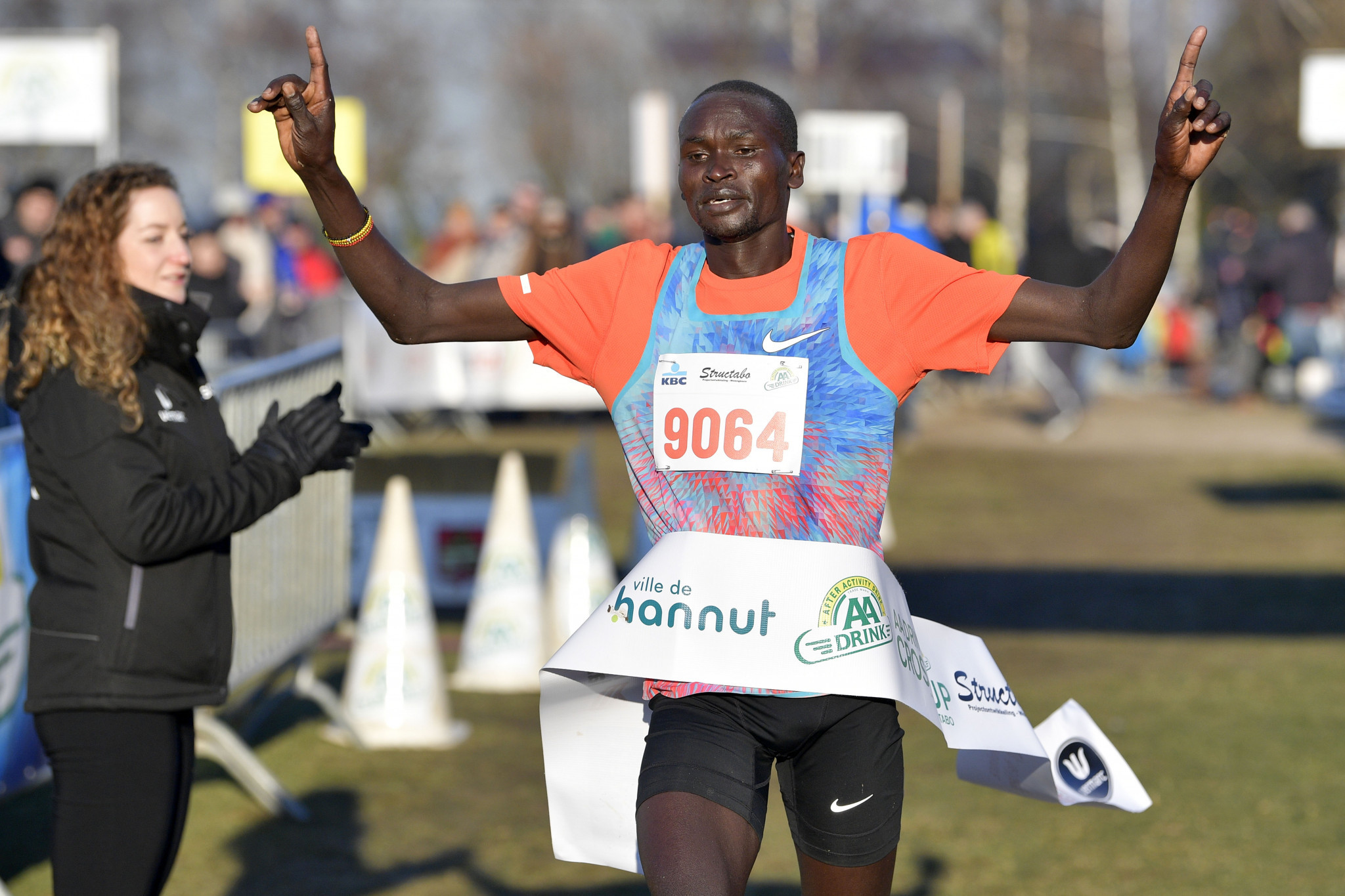 Ugandans head field for second World Athletics Cross Country Tour Gold race