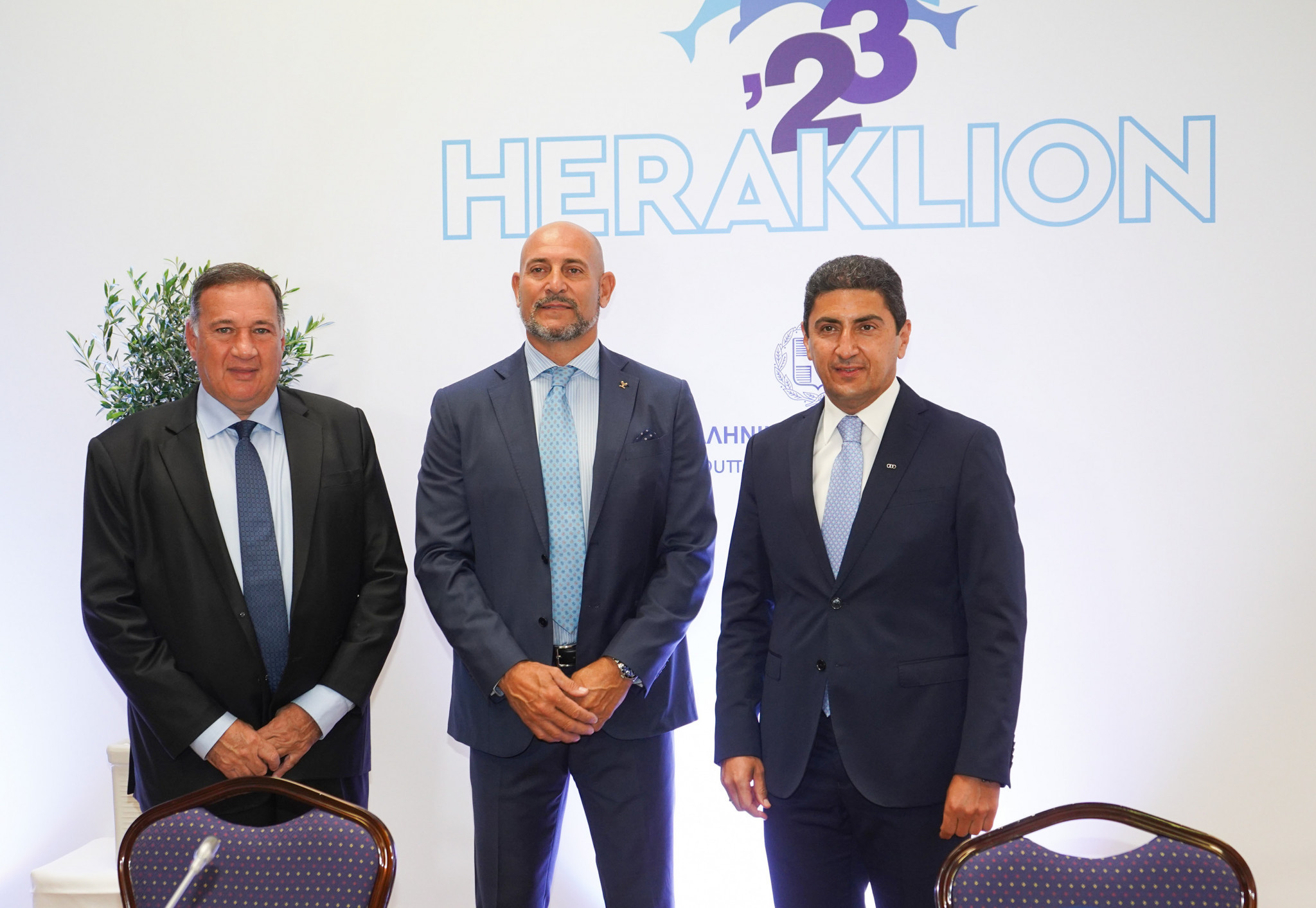 Host city contract for 2023 Mediterranean Beach Games in Crete signed