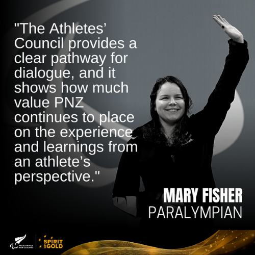 Paralympics New Zealand seek applications for newly established PNZ Athletes' Council