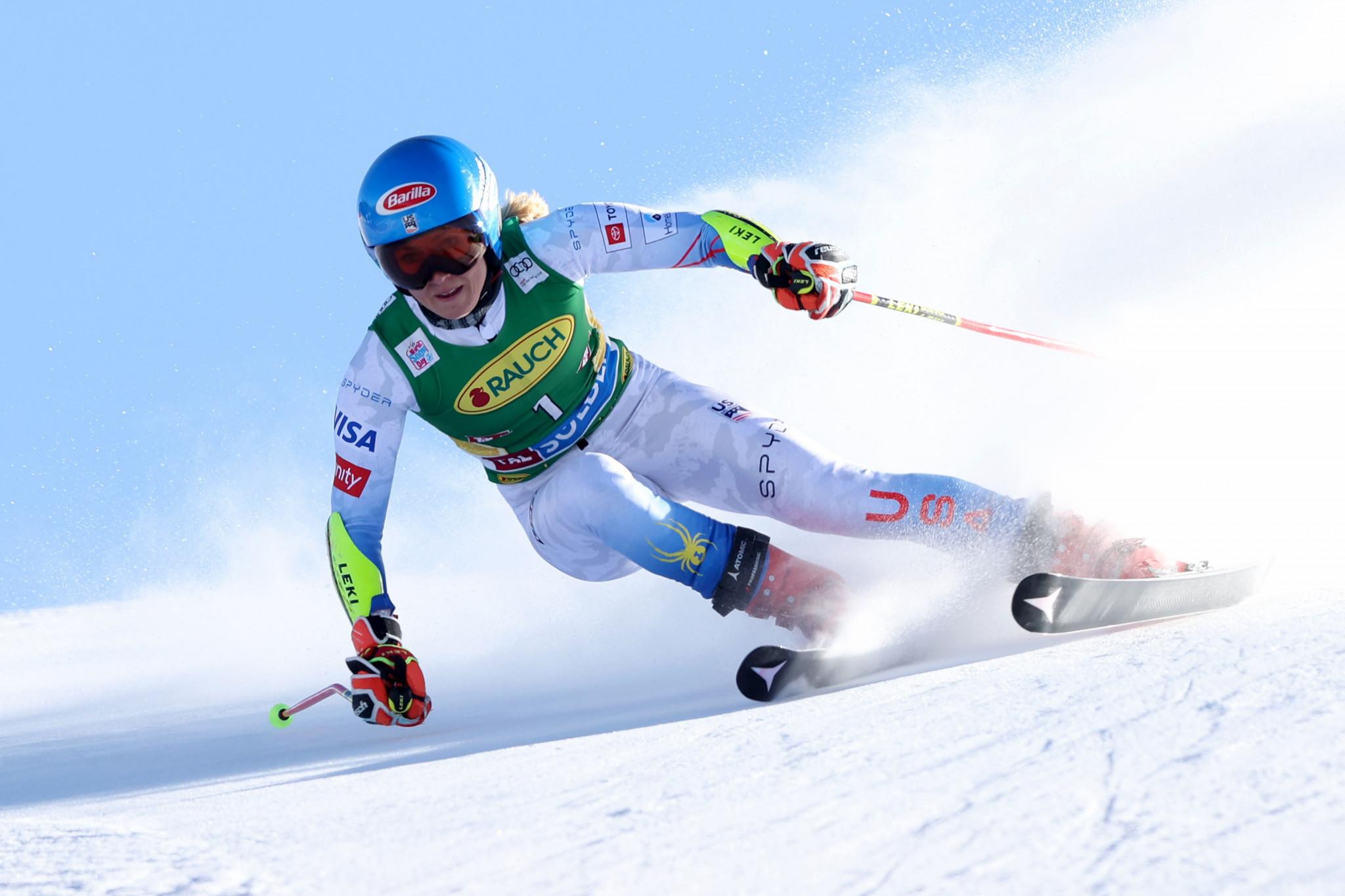 Shiffrin triumphs at FIS Alpine Ski World Cup opener in Austria