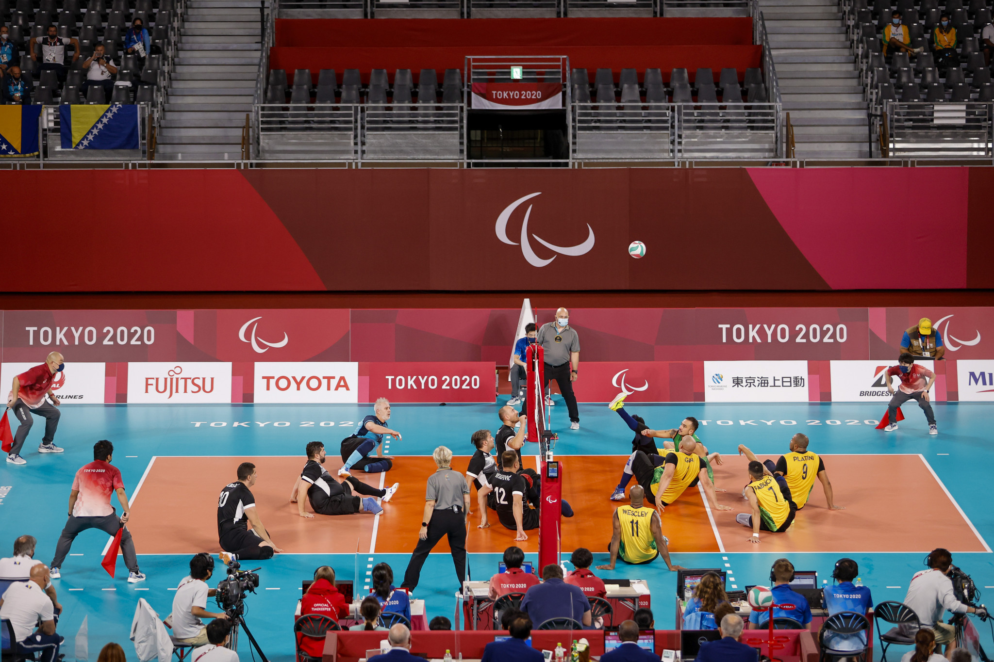 Bosnia and Herzegovina claim record tenth title at Men's European Sitting Volleyball Championship