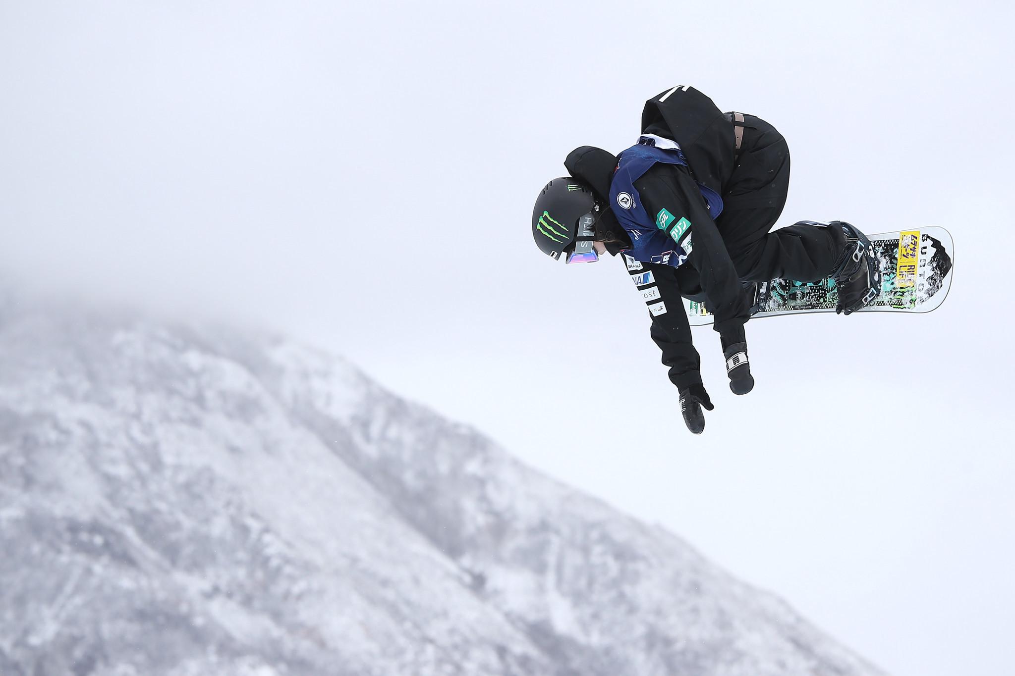 Prodigy Murase stuns at FIS Snowboard Big Air World Cup