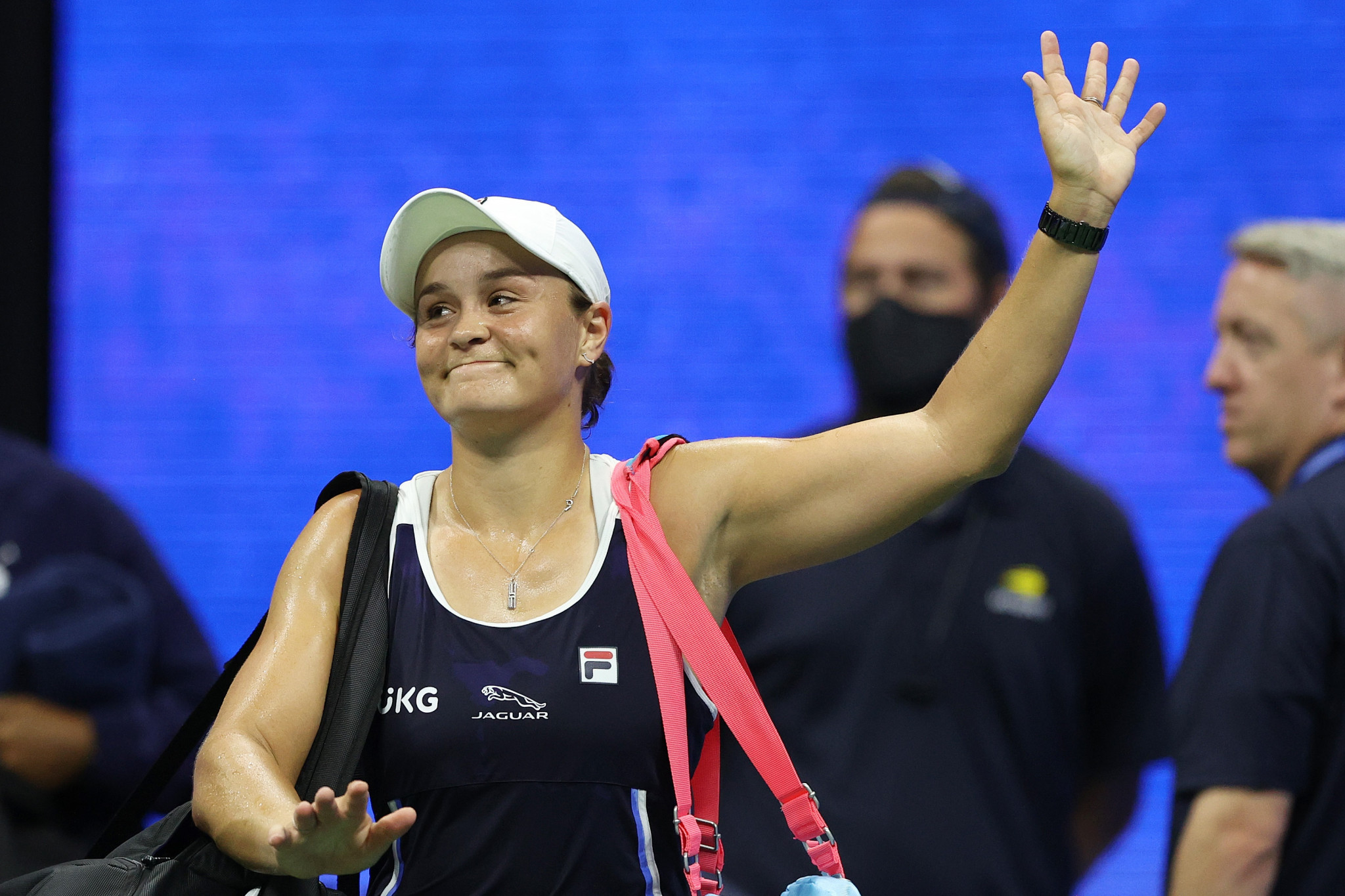 Barty cites COVID-19 travel restrictions as reason for ending season early