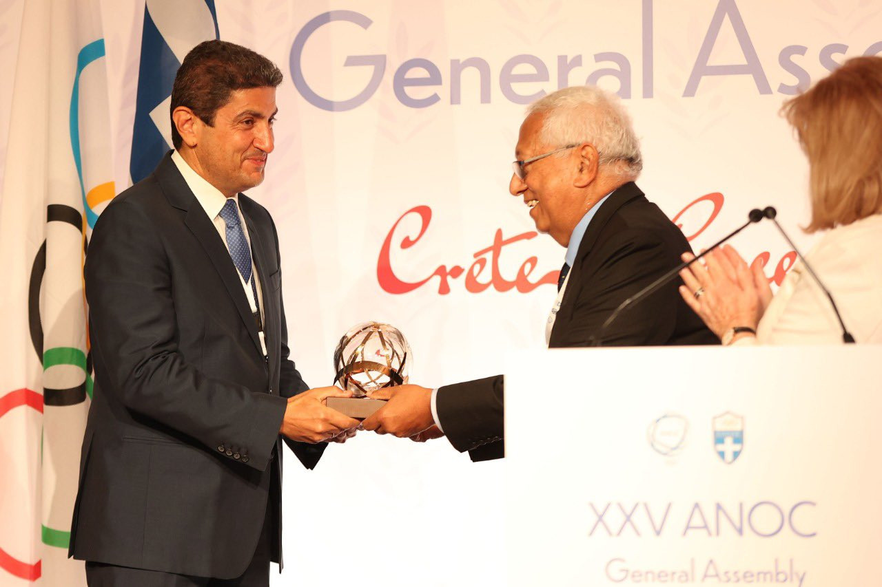 ANOC General Assembly: Day one