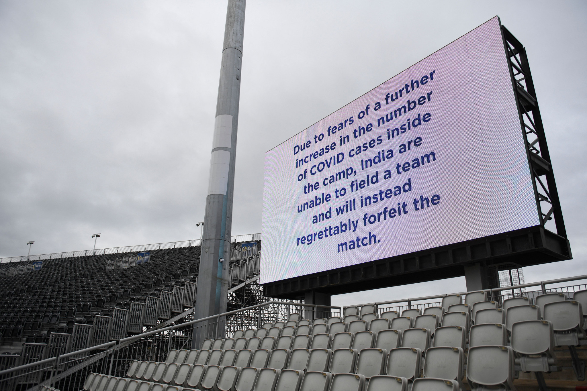 Abandoned Test between England and India rescheduled for July 2022