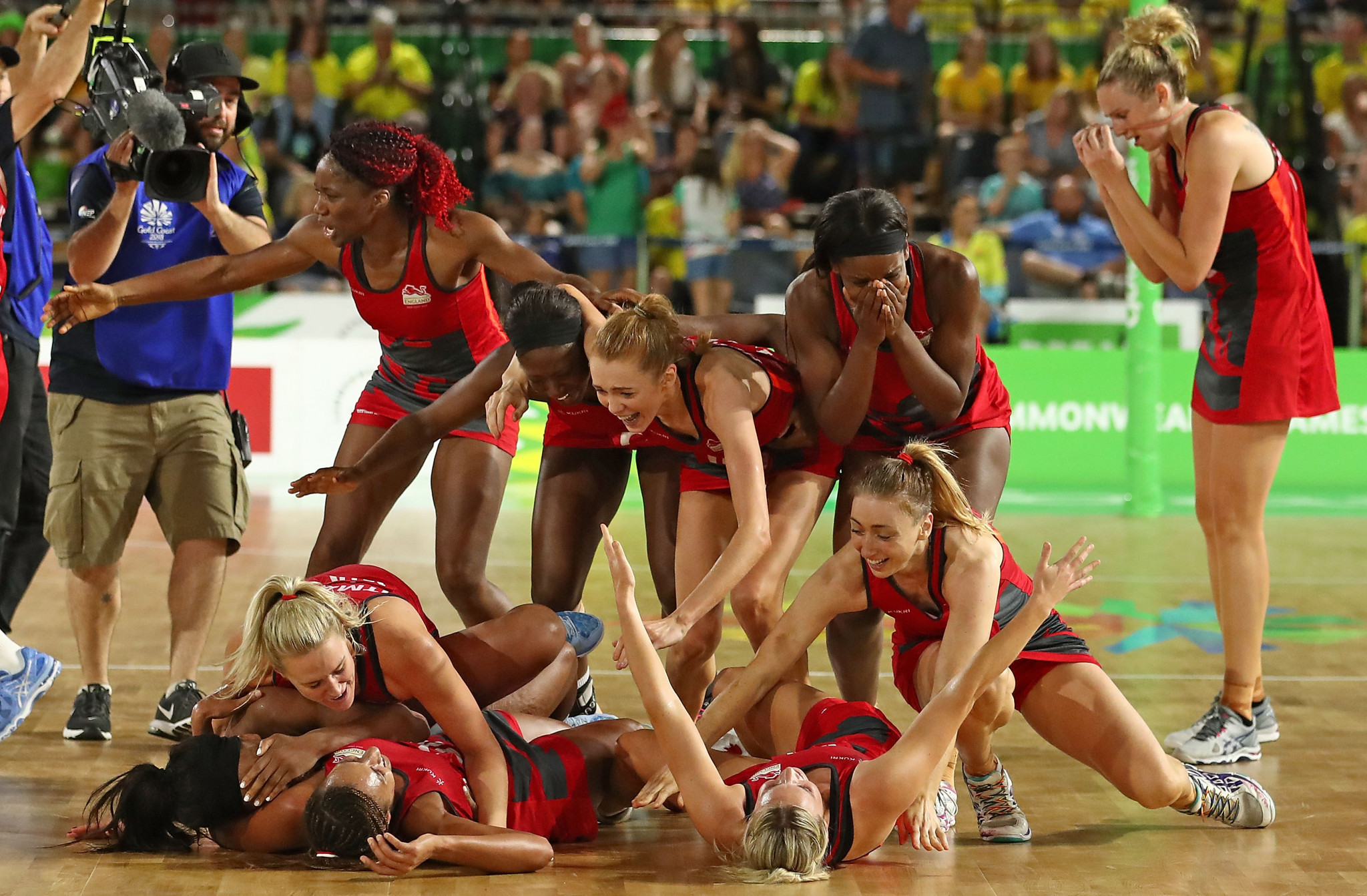 Six netball teams have Birmingham 2022 Commonwealth Games places confirmed