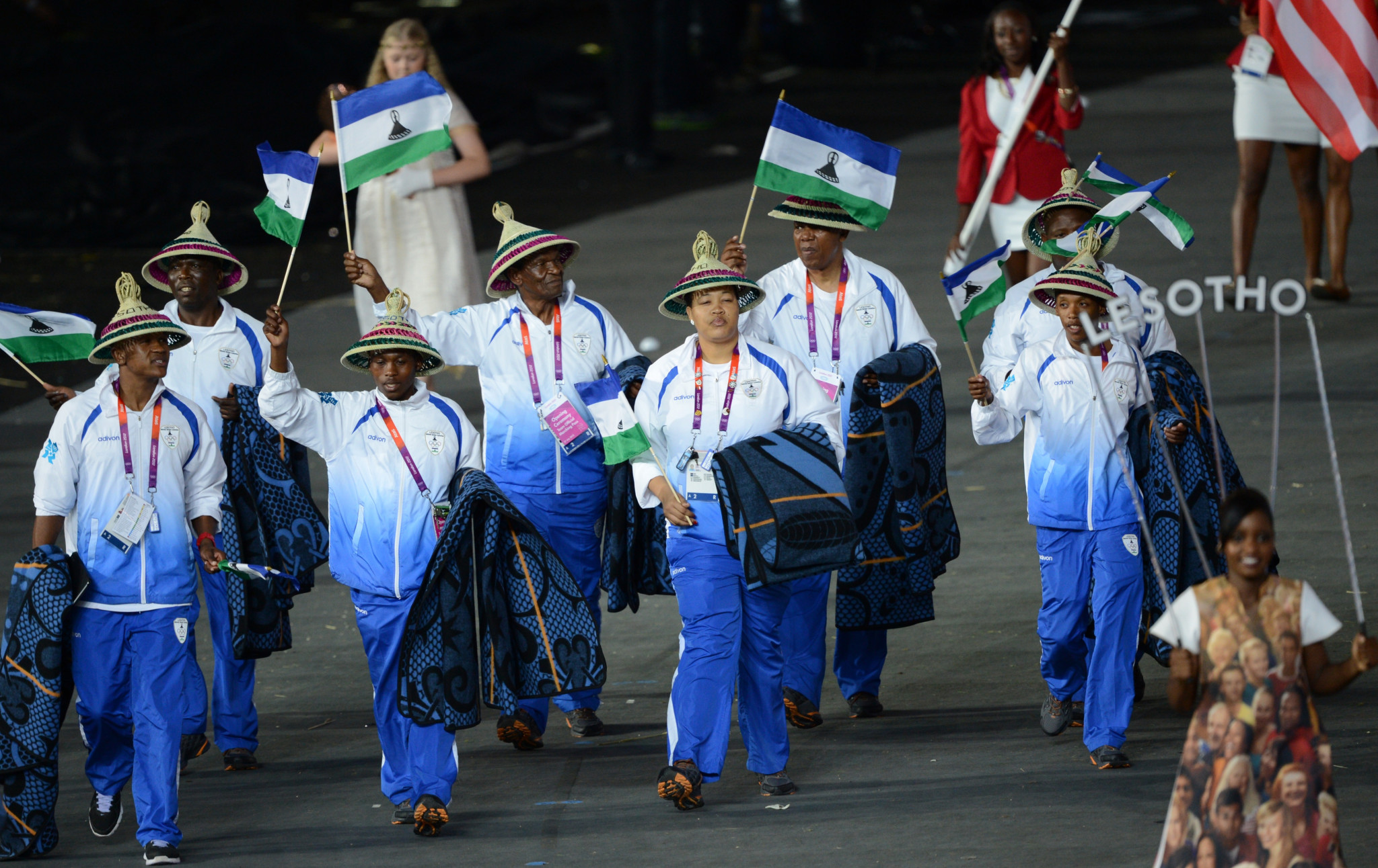 Lesotho NOC elects new President to succeed IOC member Moiloa-Ramoqopo