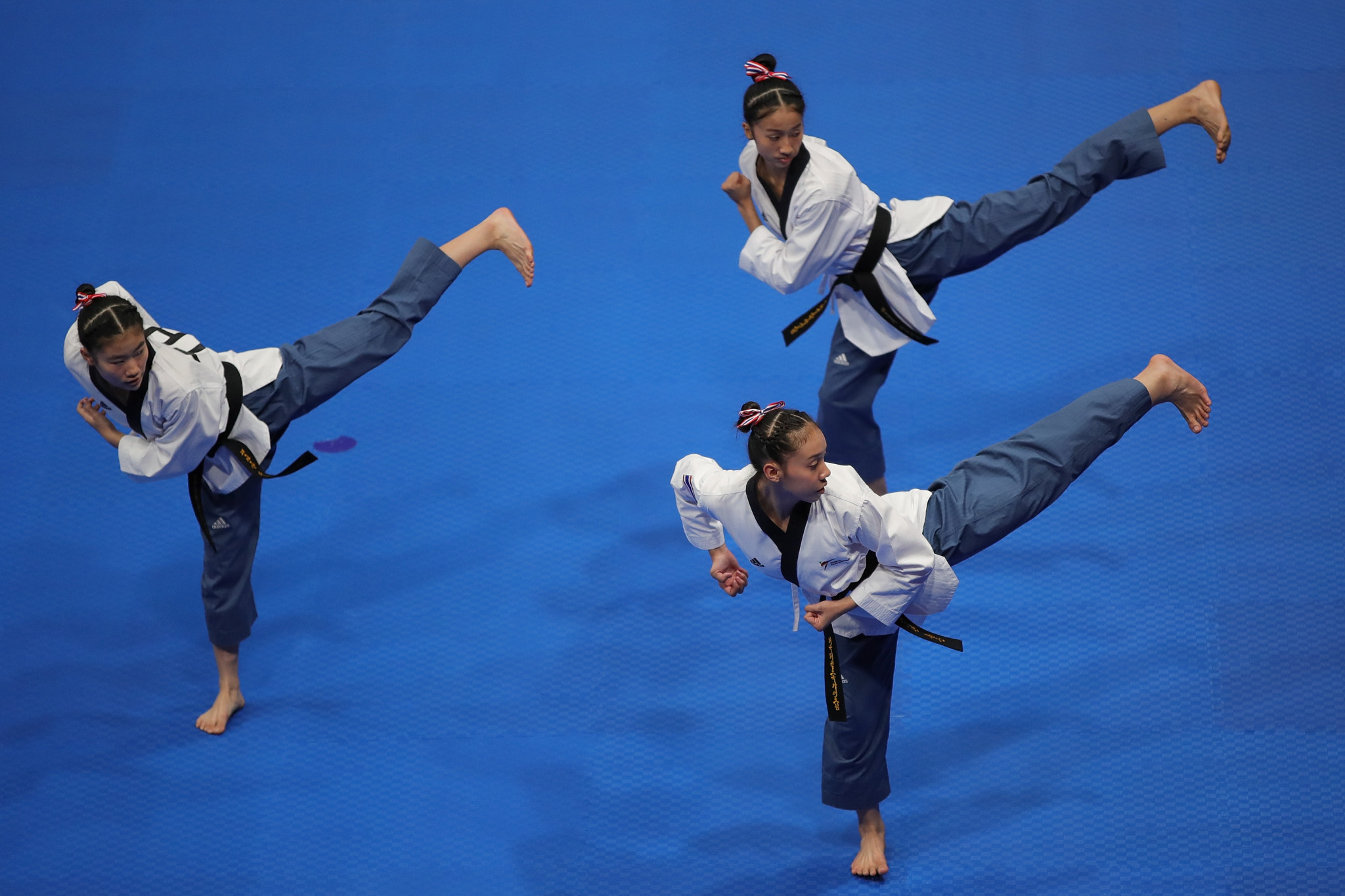 Uniforms at World Taekwondo Poomsae Championships to be made from recycled plastic bottles