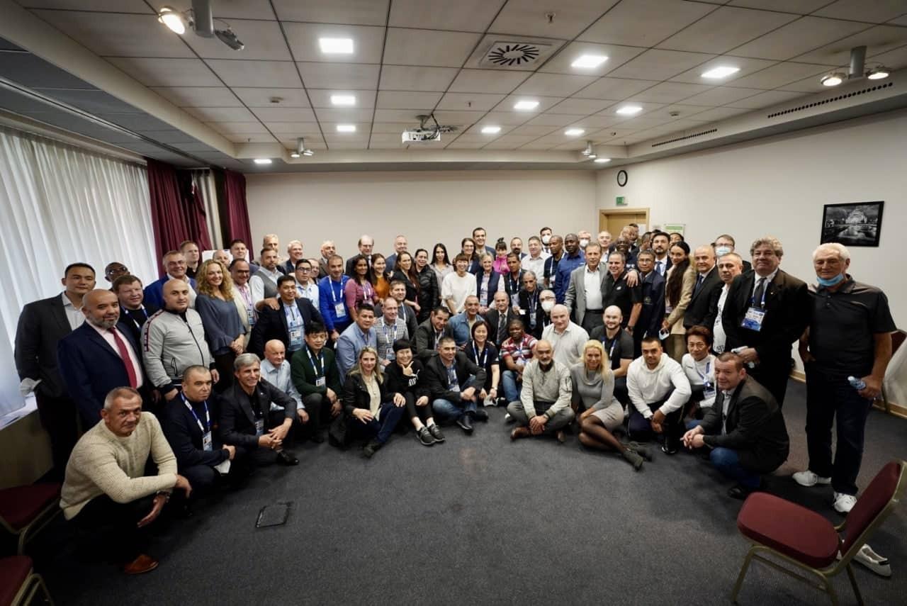 AIBA President Kremlev pledges fair fights at Men's World Boxing Championships