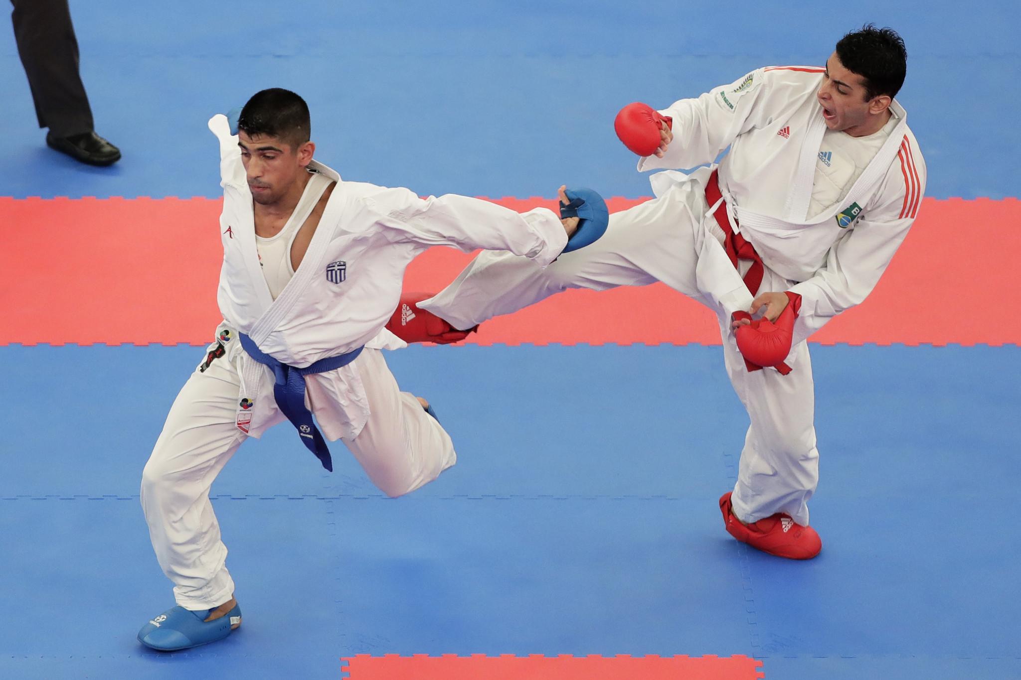 Brazil and US enjoy plenty of success at Pan American Karate Championships