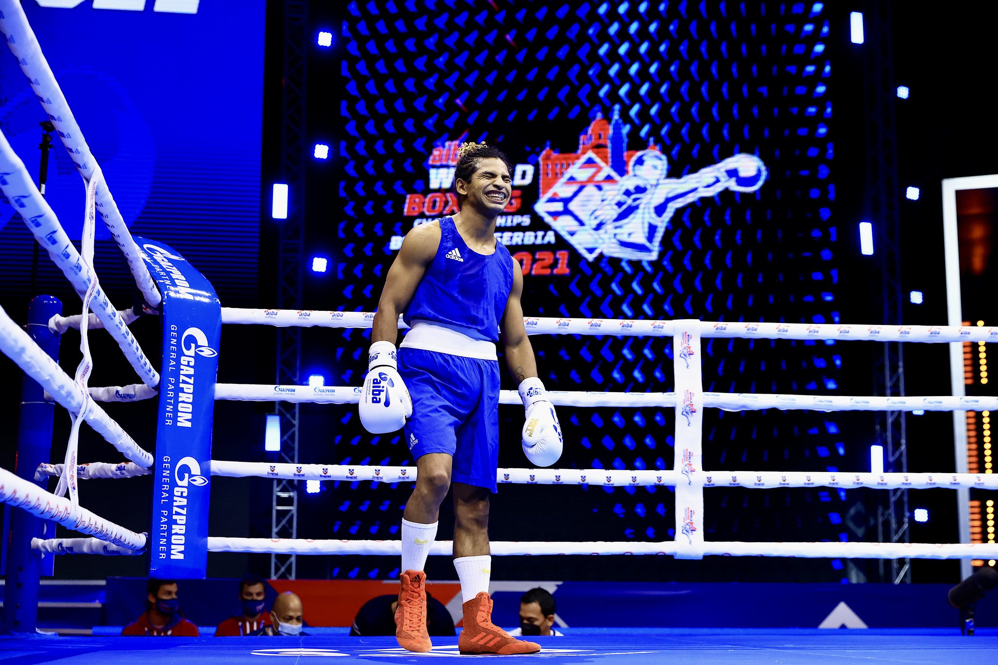 AIBA Men's World Boxing Championships: Day one of competition