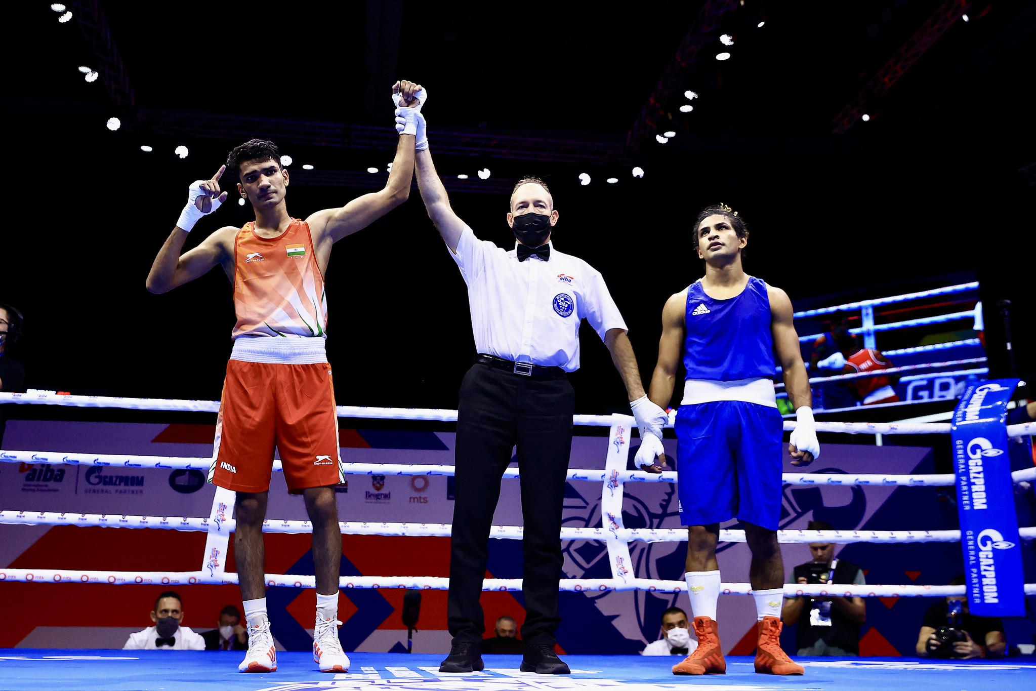 AIBA Men's World Boxing Championships start in Belgrade with preliminary bouts