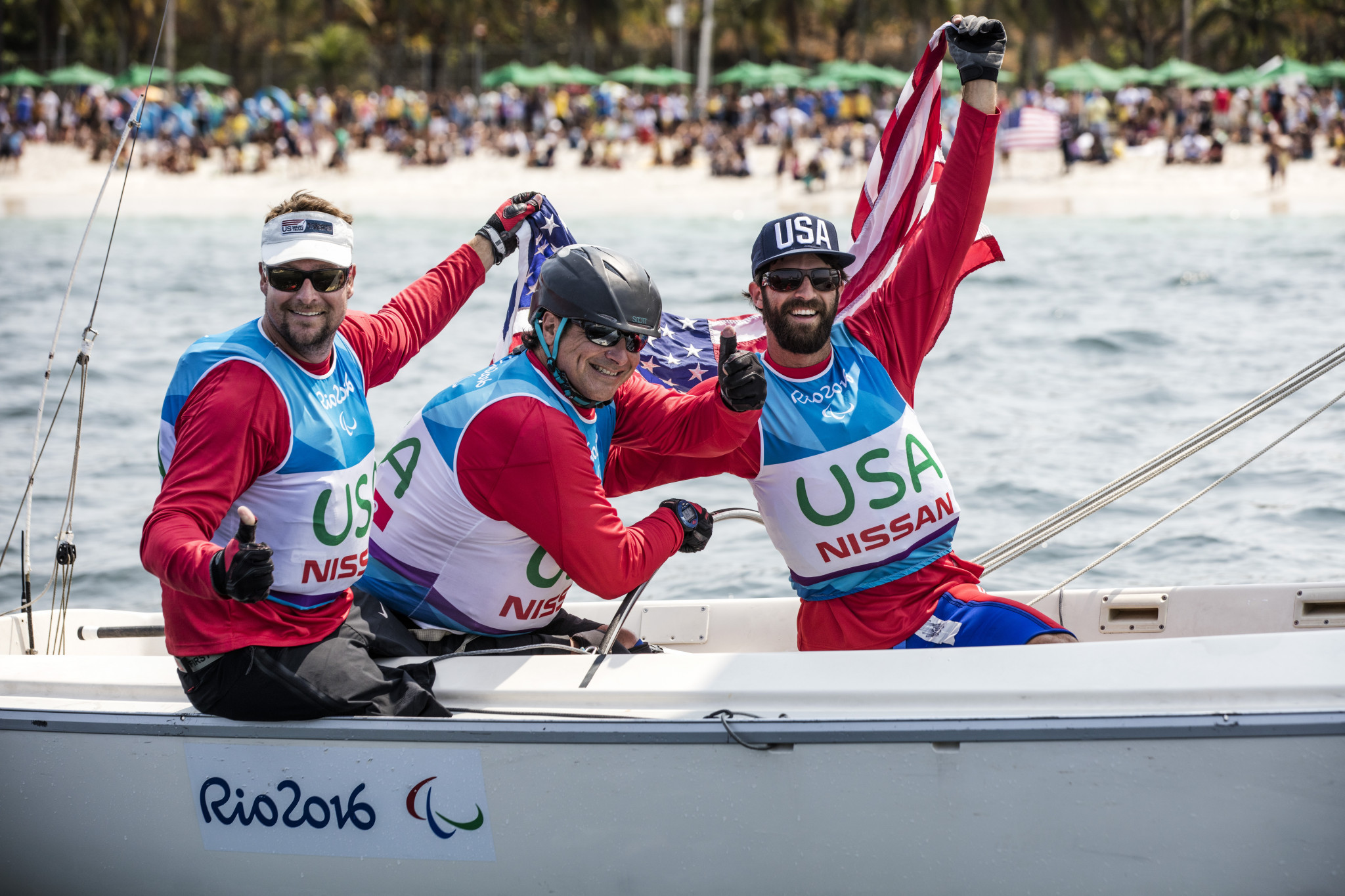 World Sailing sets out strategic plan for Paralympic readmission at Los Angeles 2028