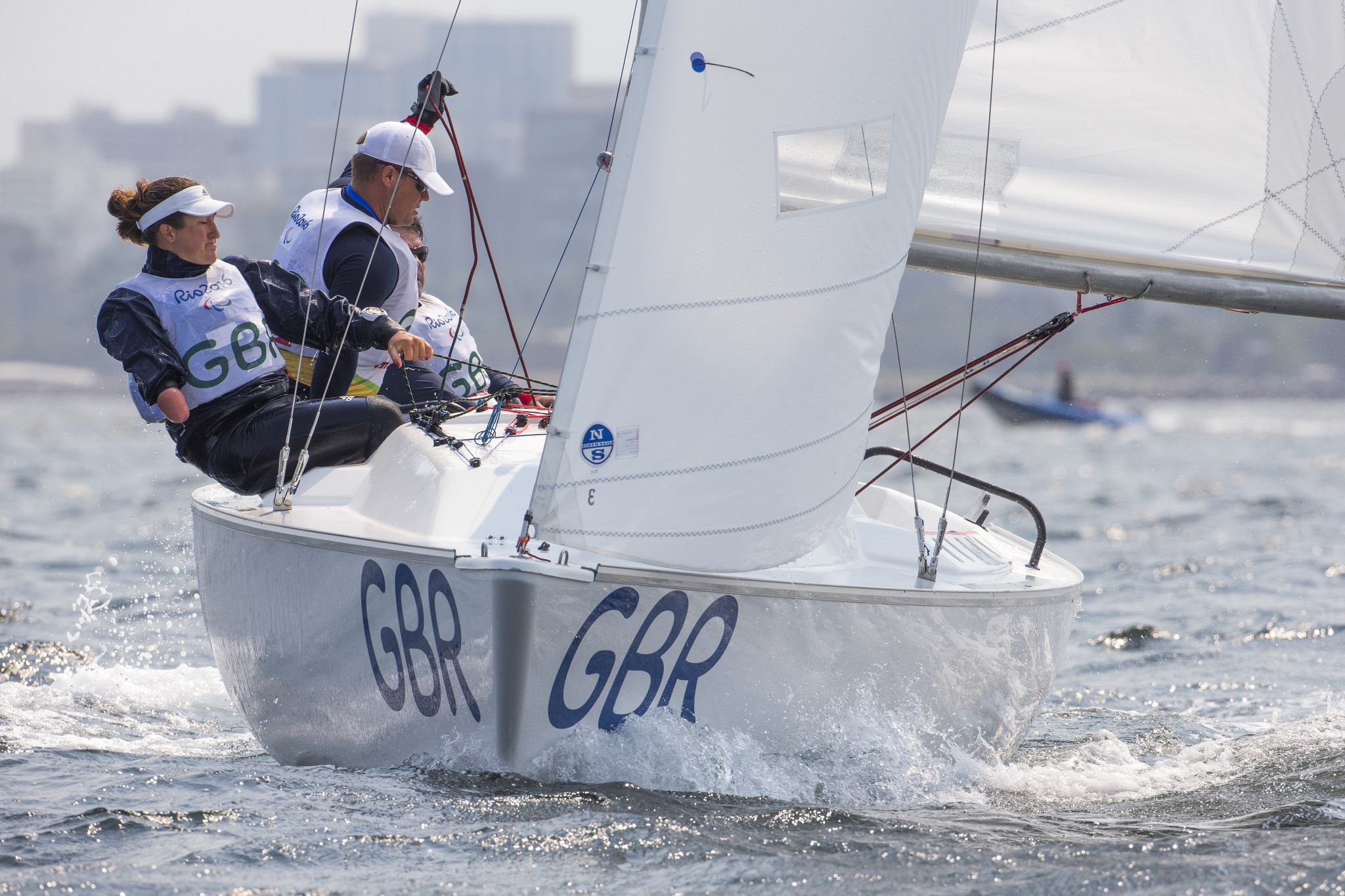 """Exclusive: """"Significant"""" slice of next World Sailing budget set to go towards Para sailing"""
