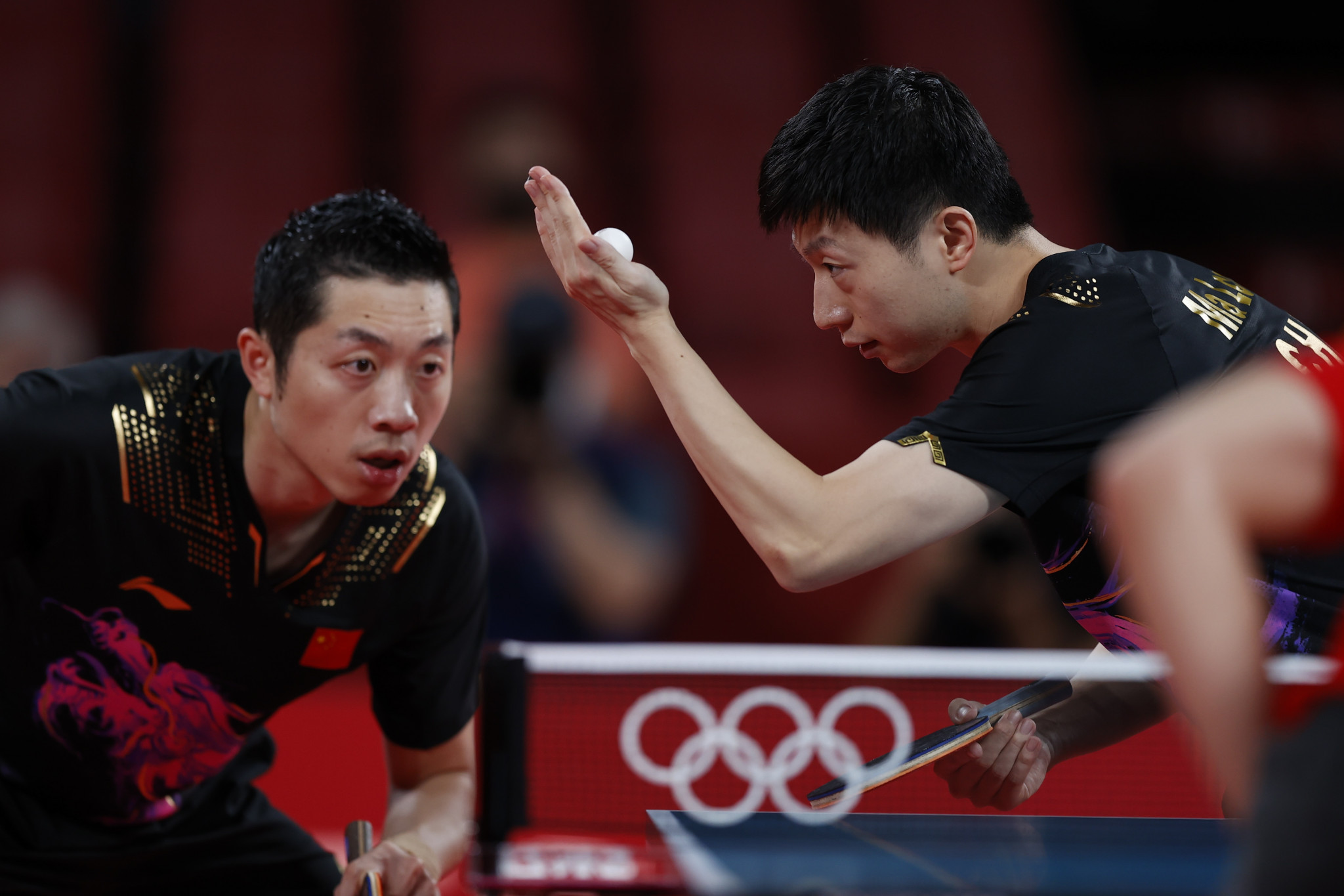 Star trio to miss World Table Tennis Championships as China set sights on Paris 2024